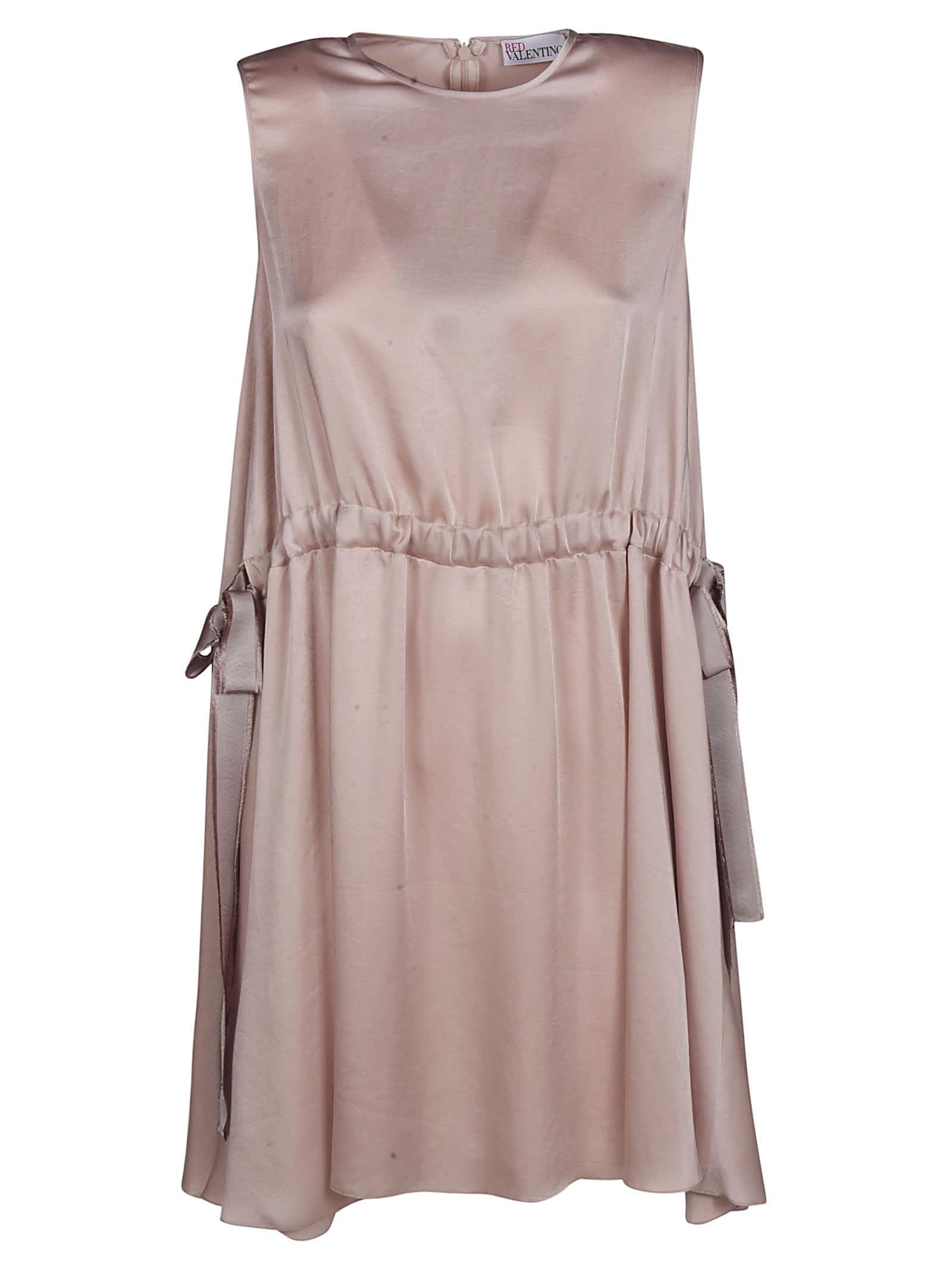 RED Valentino Fluid Satin Dress