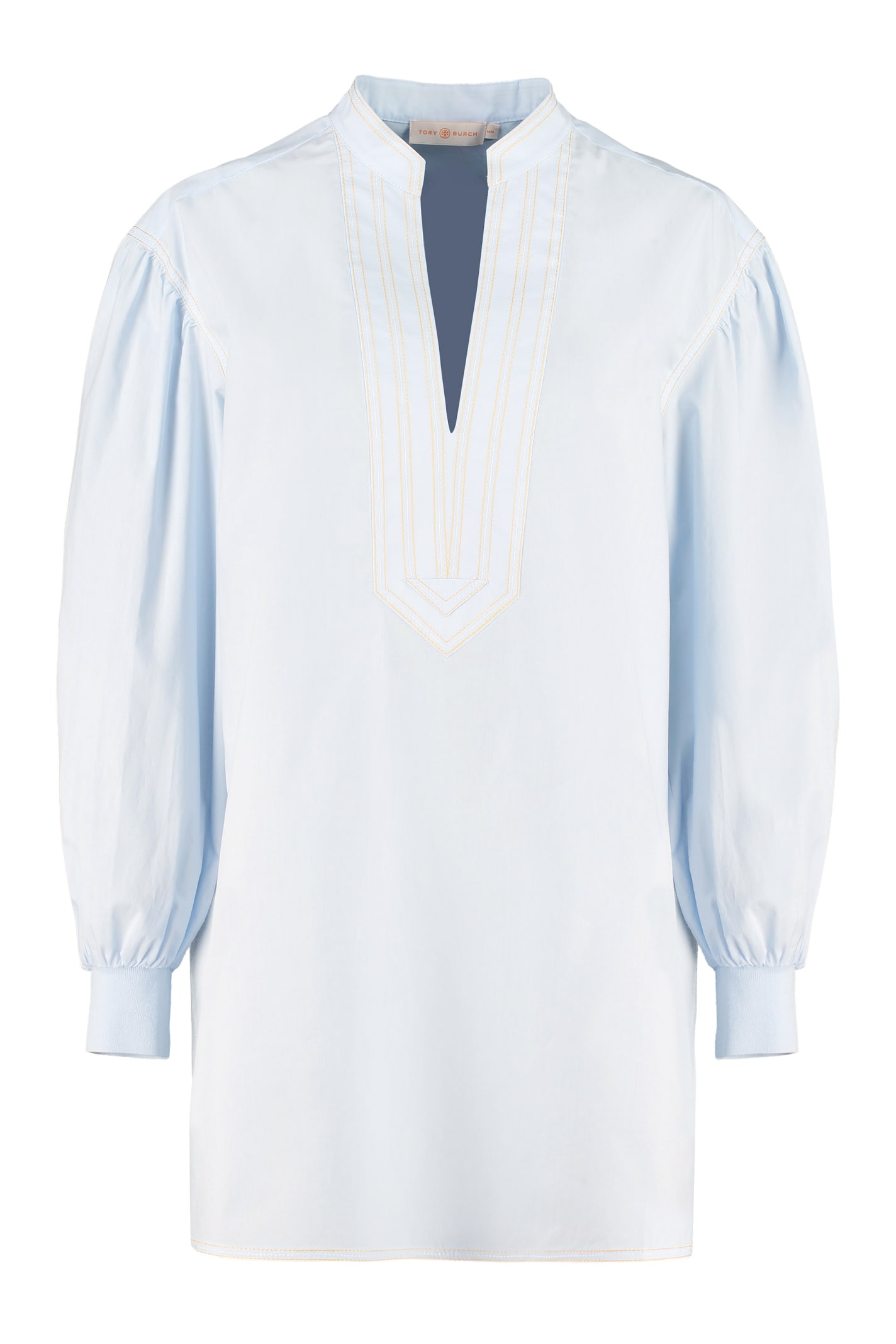 Tory Burch COTTON TUNIC-TOP