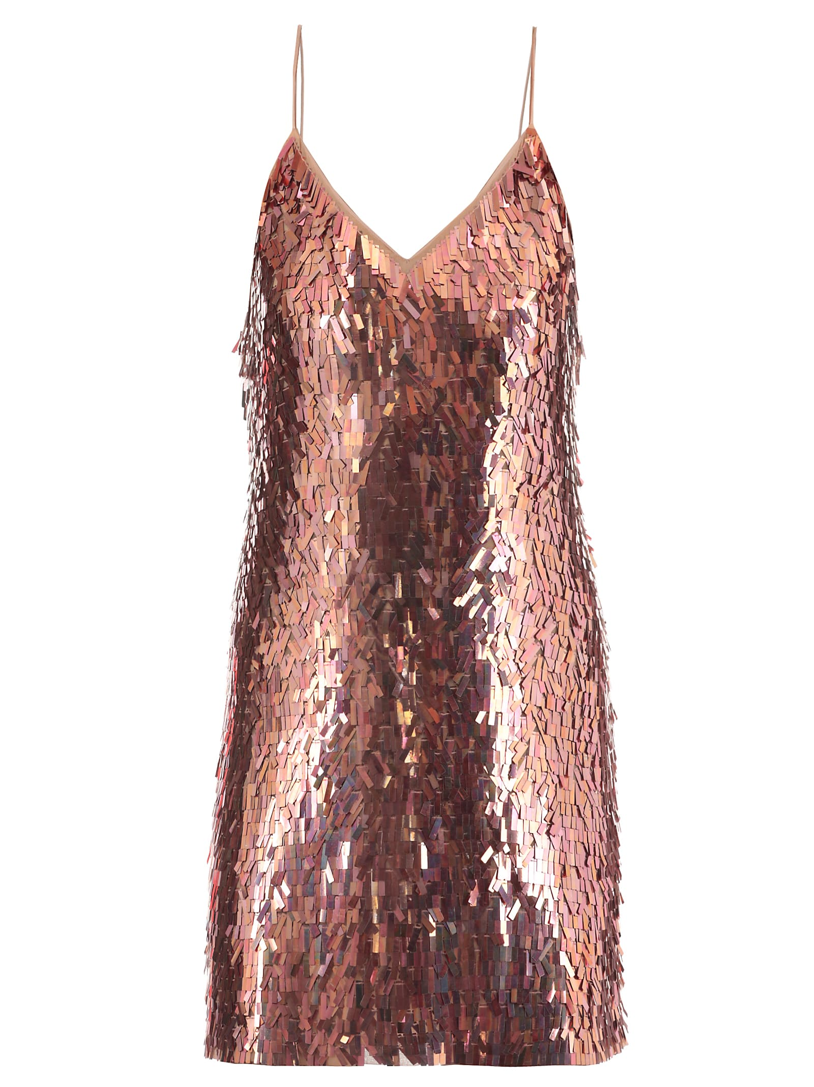 Buy Alice + Olivia Mini Dress With Sequins online, shop Alice + Olivia with free shipping