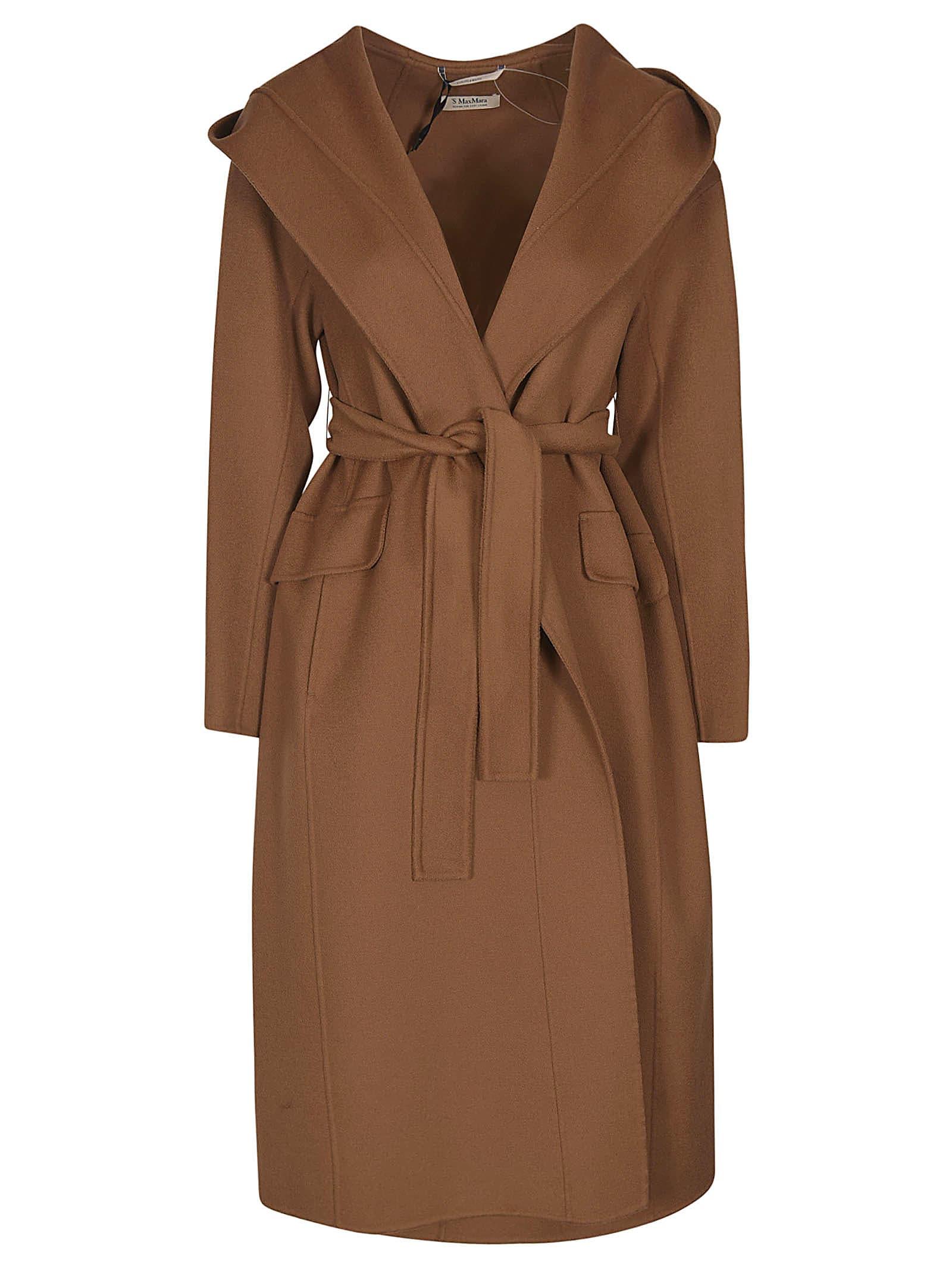 Svezia Hooded Coat