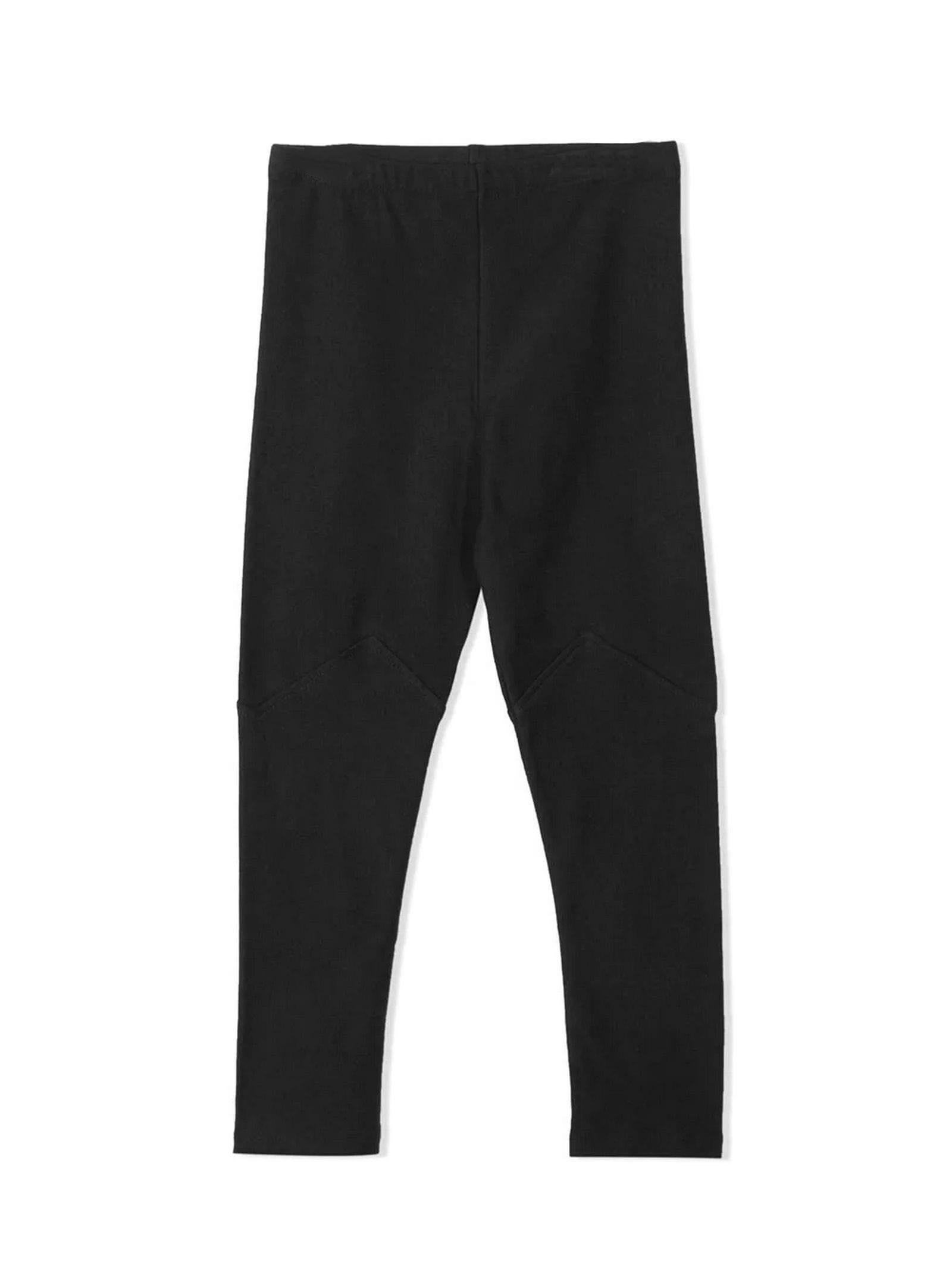 Grey Cotton Blend Trousers
