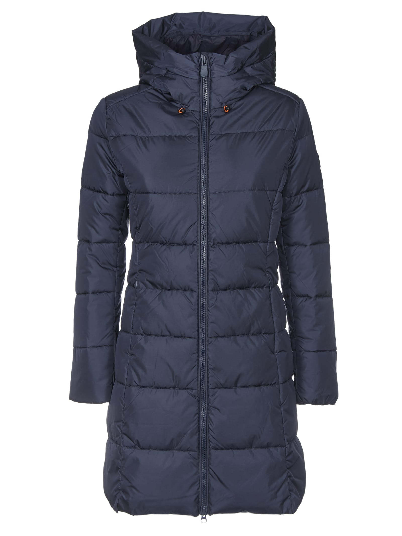 Save The Duck Quilted Effect Down Jacket