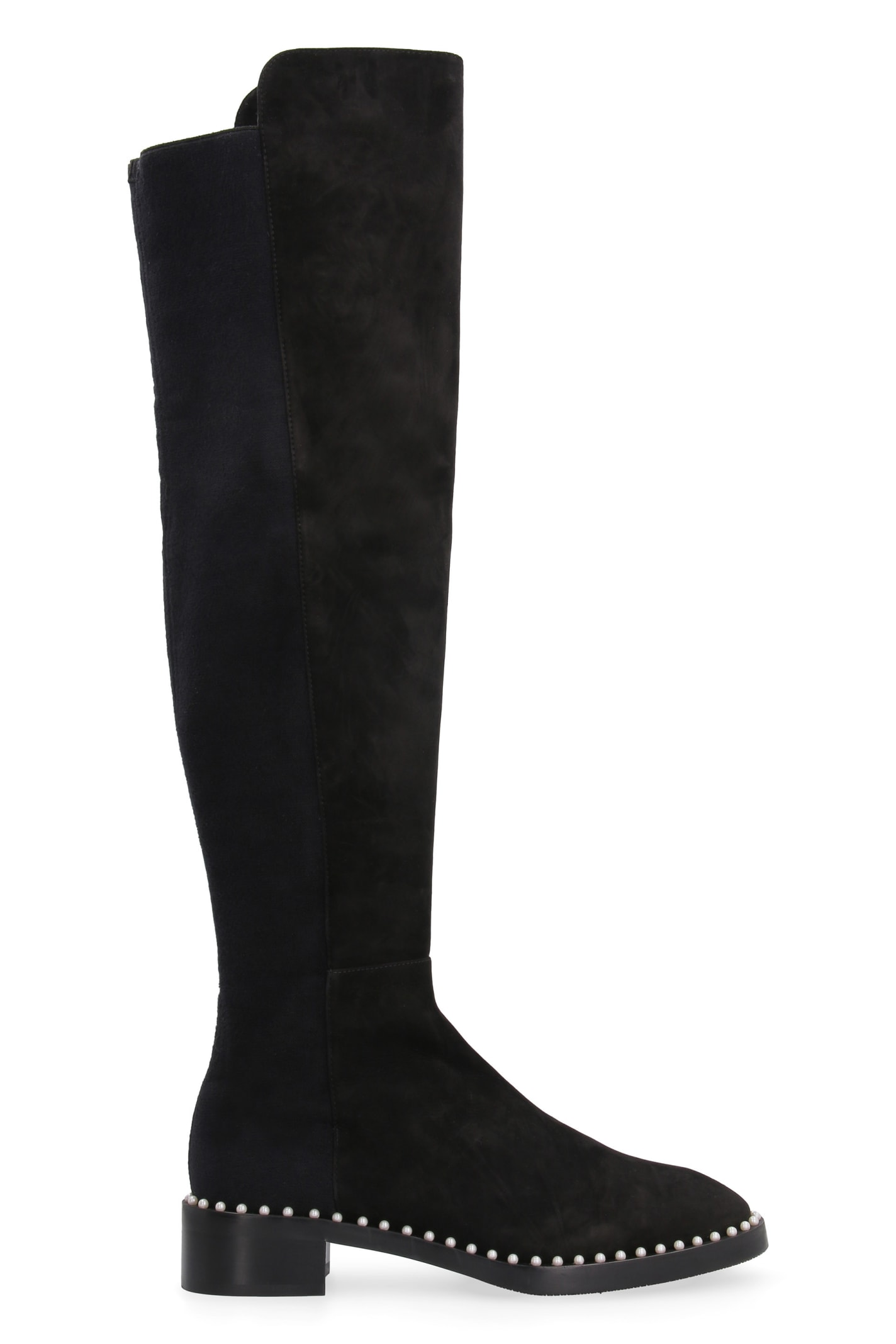 Buy Stuart Weitzman 5050 Suede Over The Knee Boots online, shop Stuart Weitzman shoes with free shipping