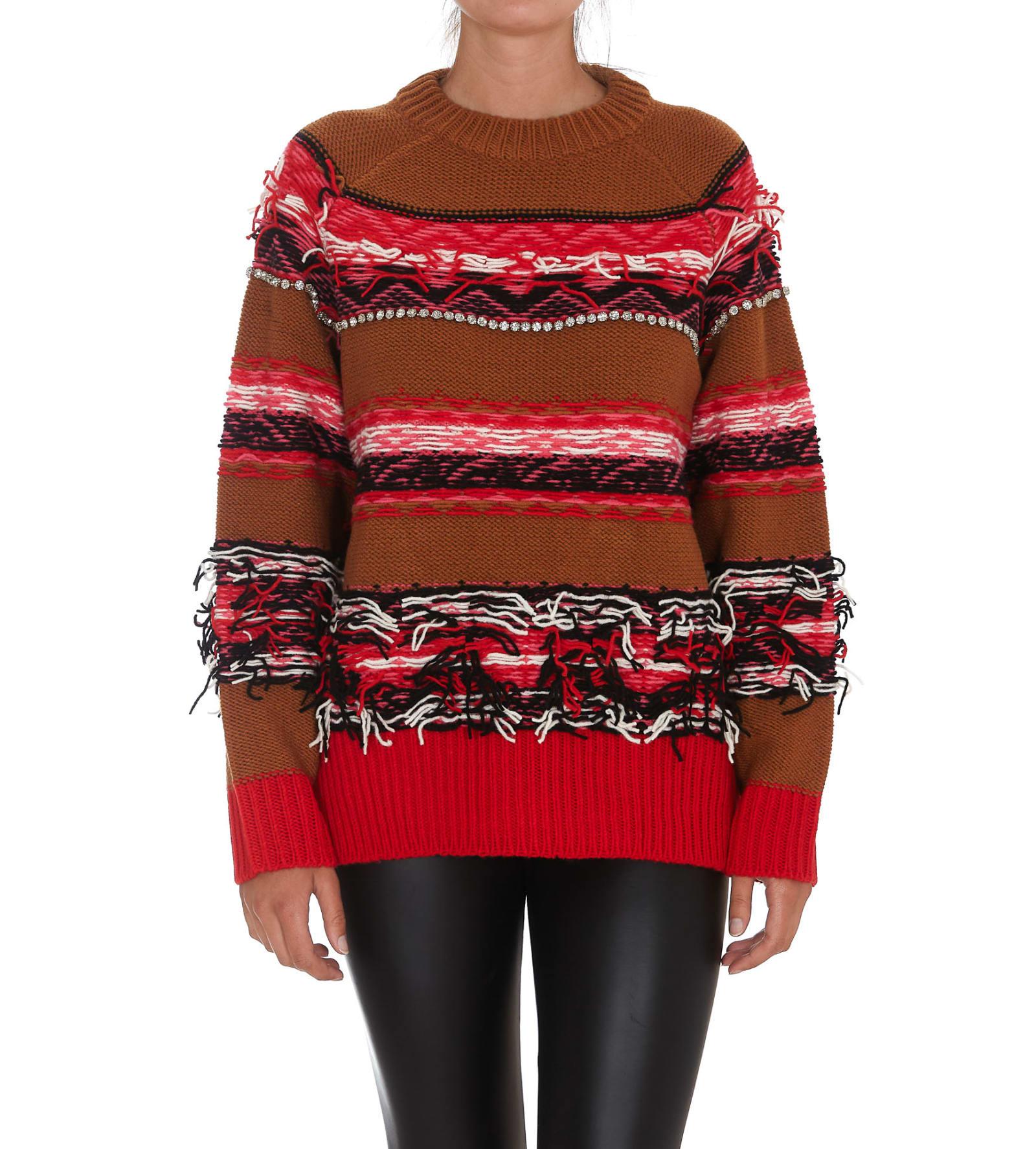 Essentiel Antwerp Alessia Sweater In Multicolor