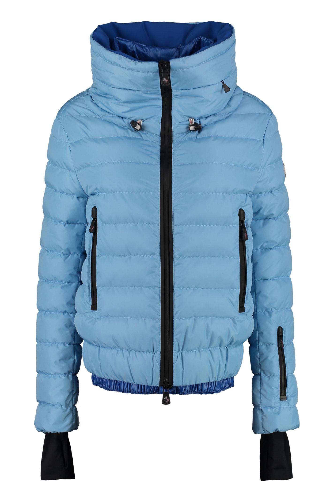Moncler Grenoble Wonne Full Zip Padded Hooded Jacket