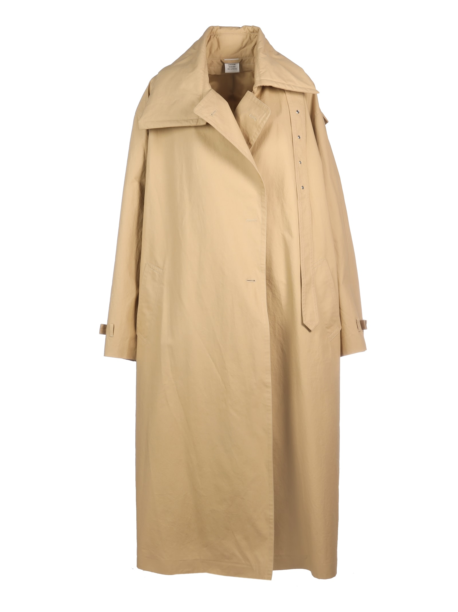 VETEMENTS Incognito Trenchcoat