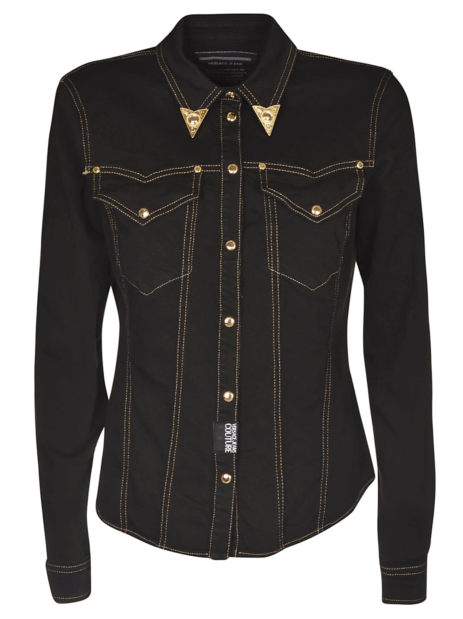 Versace Jeans Couture Saloon Denim Jacket