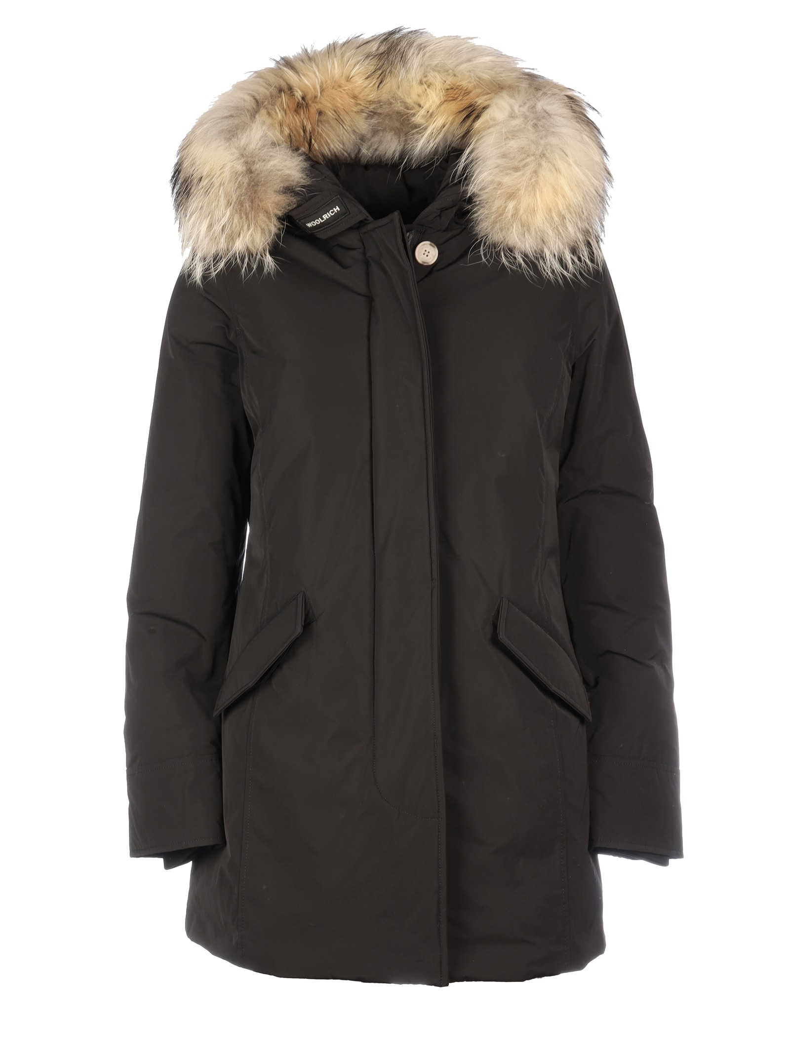 Photo of  Woolrich Luxury Artic Parka Clasico- shop Woolrich jackets online sales