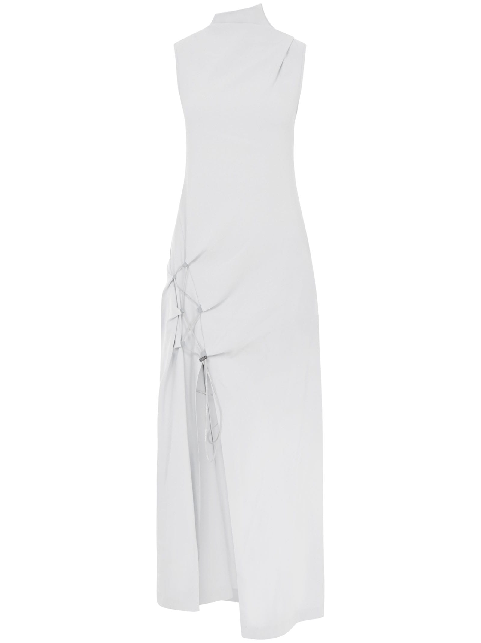 Buy Off-white Dna Spiral Dress online, shop Off-White with free shipping