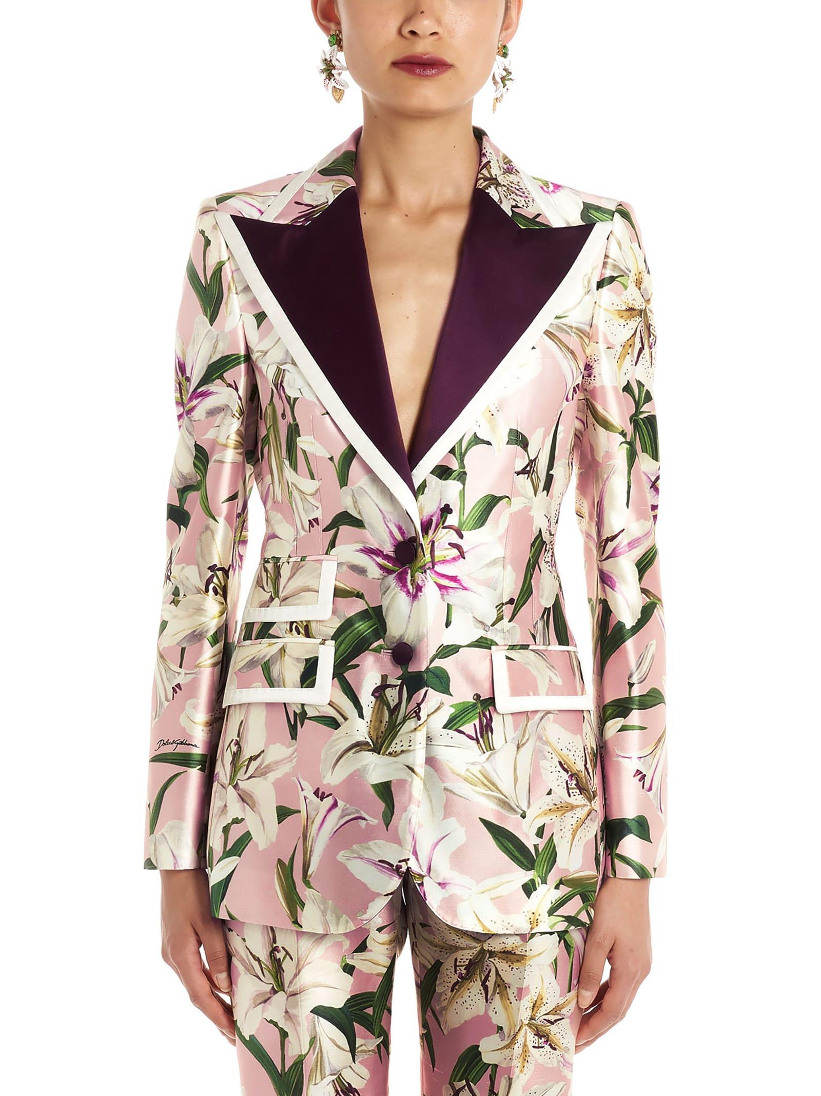 Dolce & Gabbana gigli Jacket