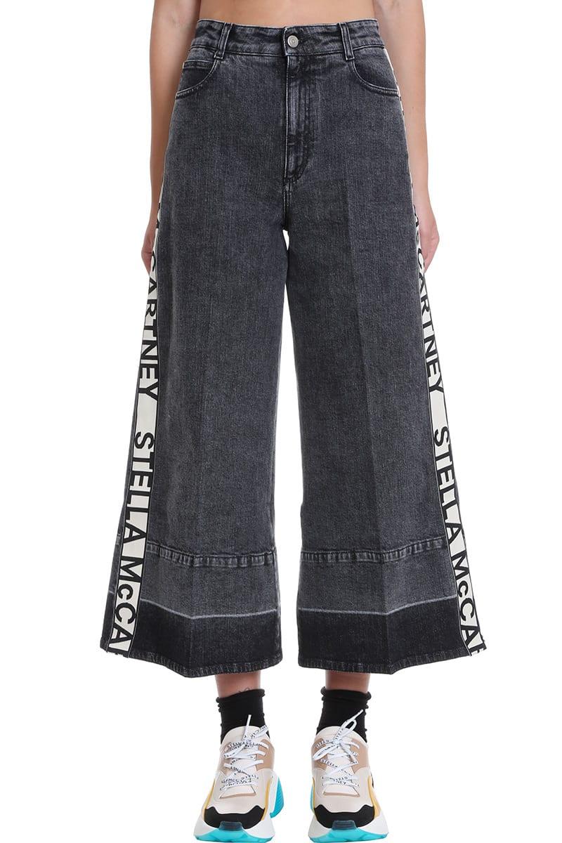 Stella McCartney Jeans In Black Denim
