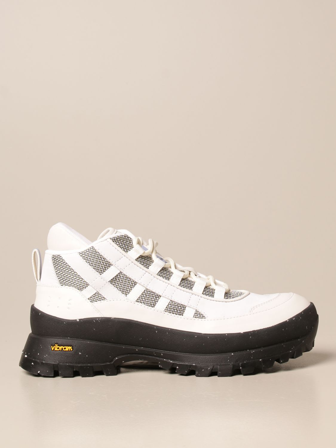 Mcq Sneakers Albion By Mcq Sneakers In Leather And Canvas