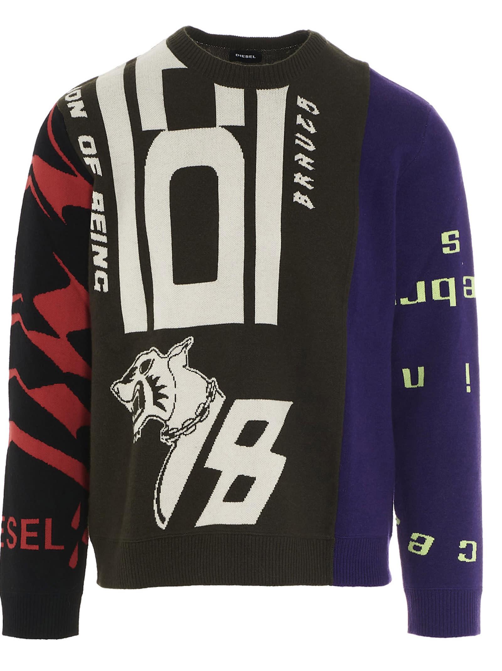 Diesel k-xavier Sweater
