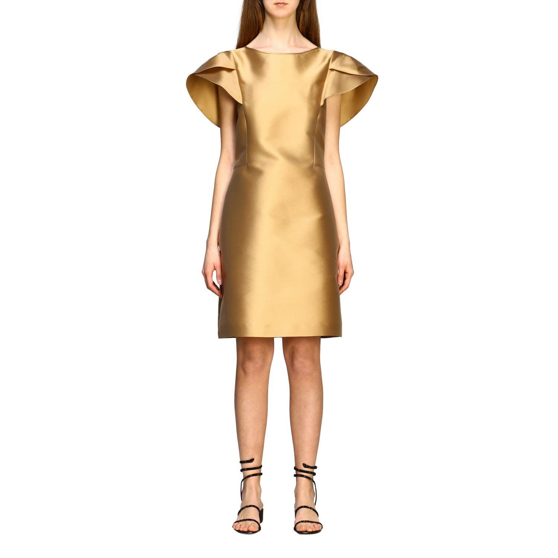 Buy Alberta Ferretti Dress Alberta Ferretti Corolla Dress online, shop Alberta Ferretti with free shipping
