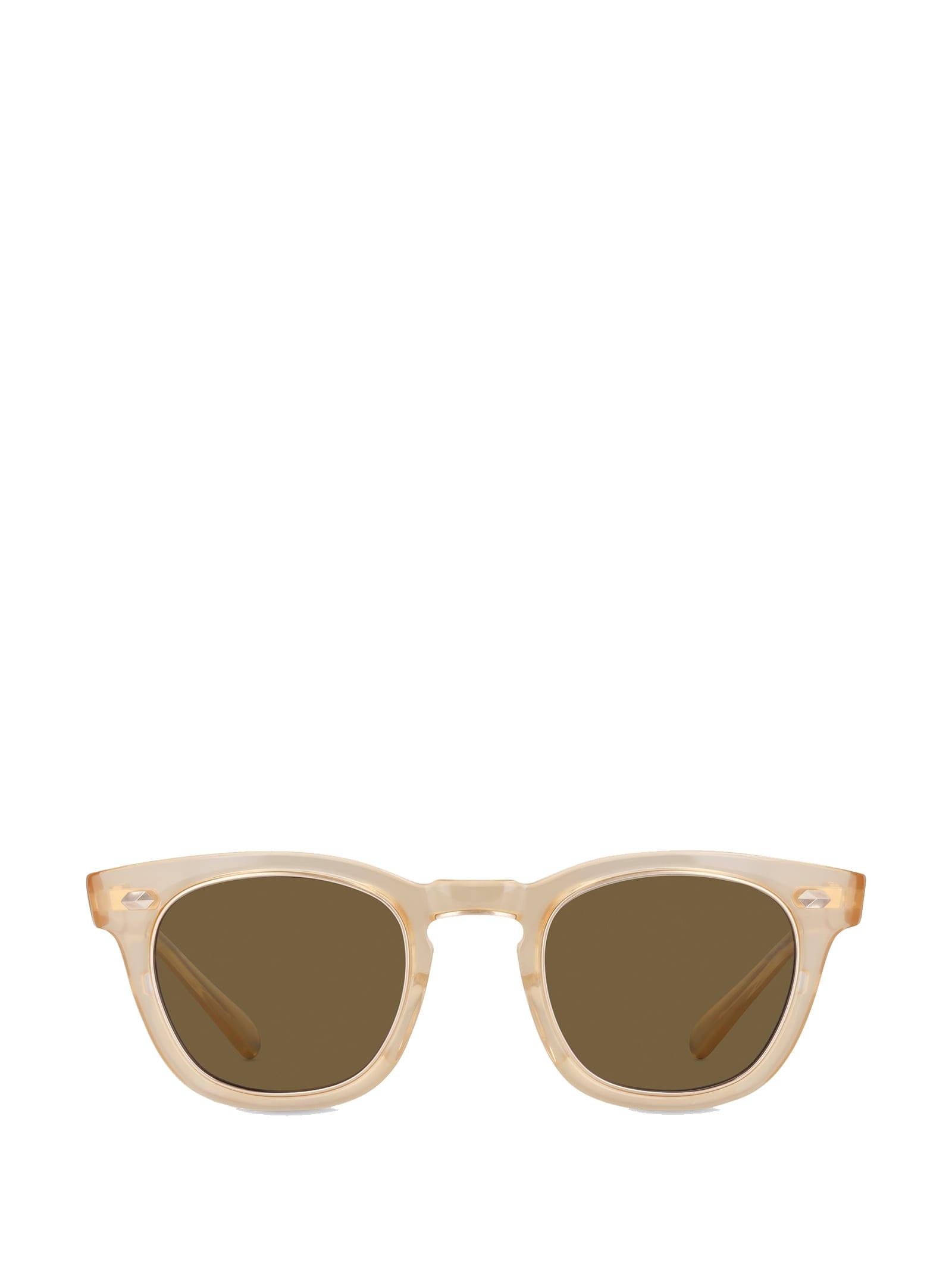 Mr. Leight Mr. Leight Hanalei S Smt-12kmwg/brn Sunglasses