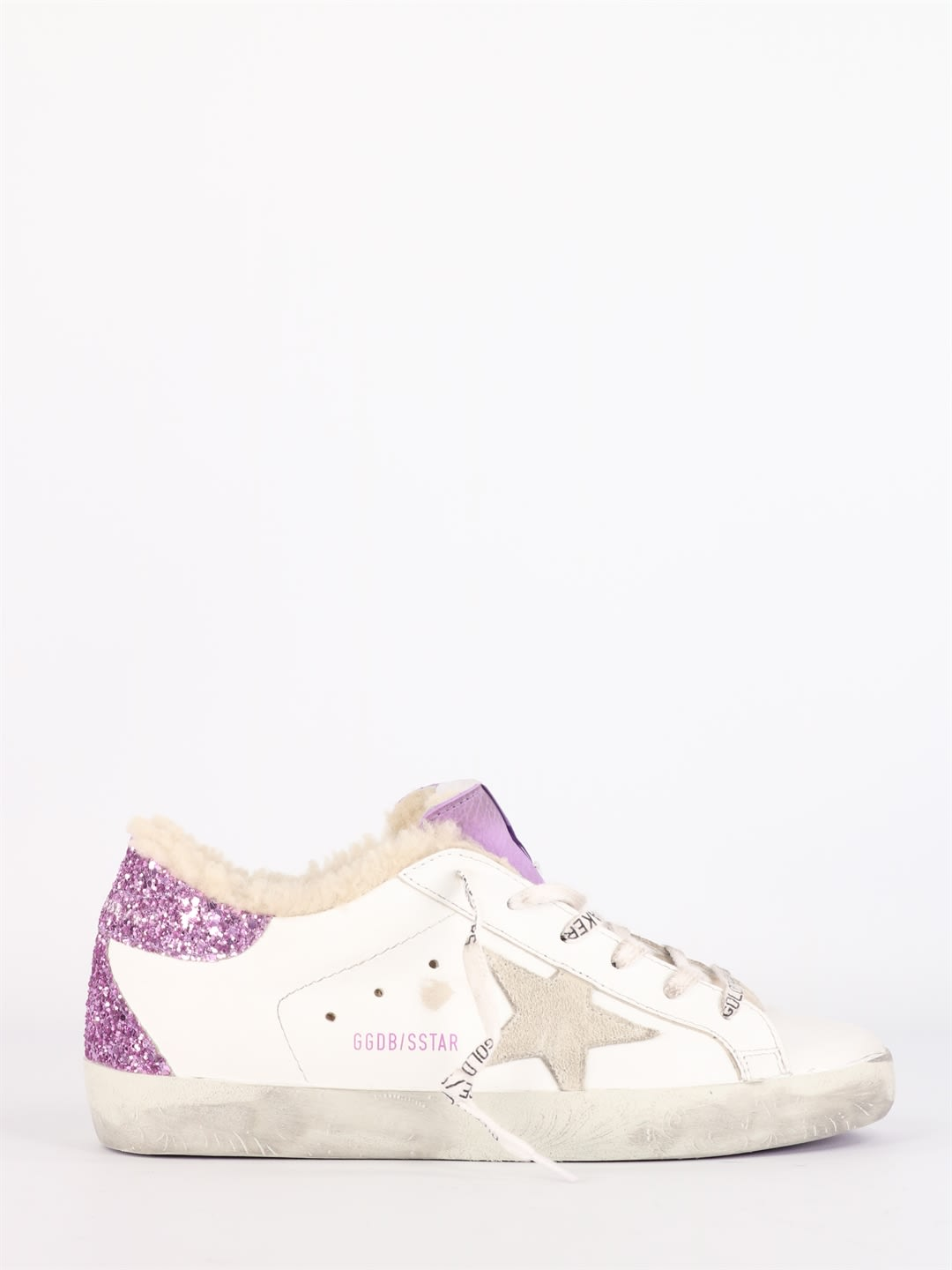 Golden Goose Super-star Sneakers Shearling Lining