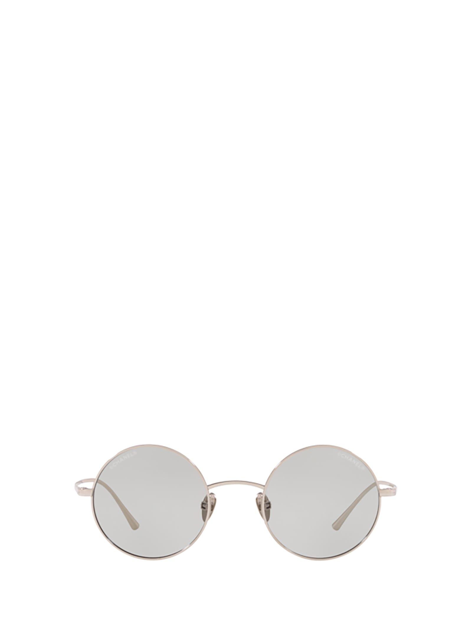 Chanel Chanel Ch4257t Silver Sunglasses
