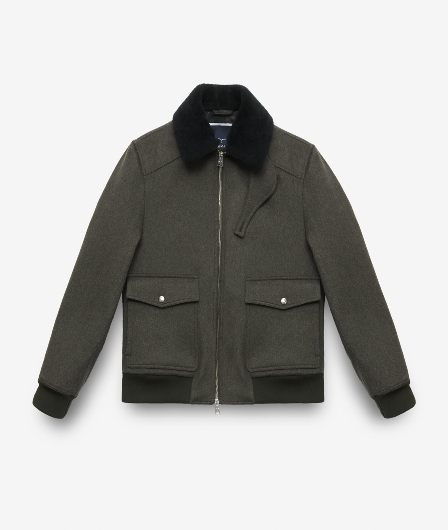 Wool Aviator Jacket transatlantic
