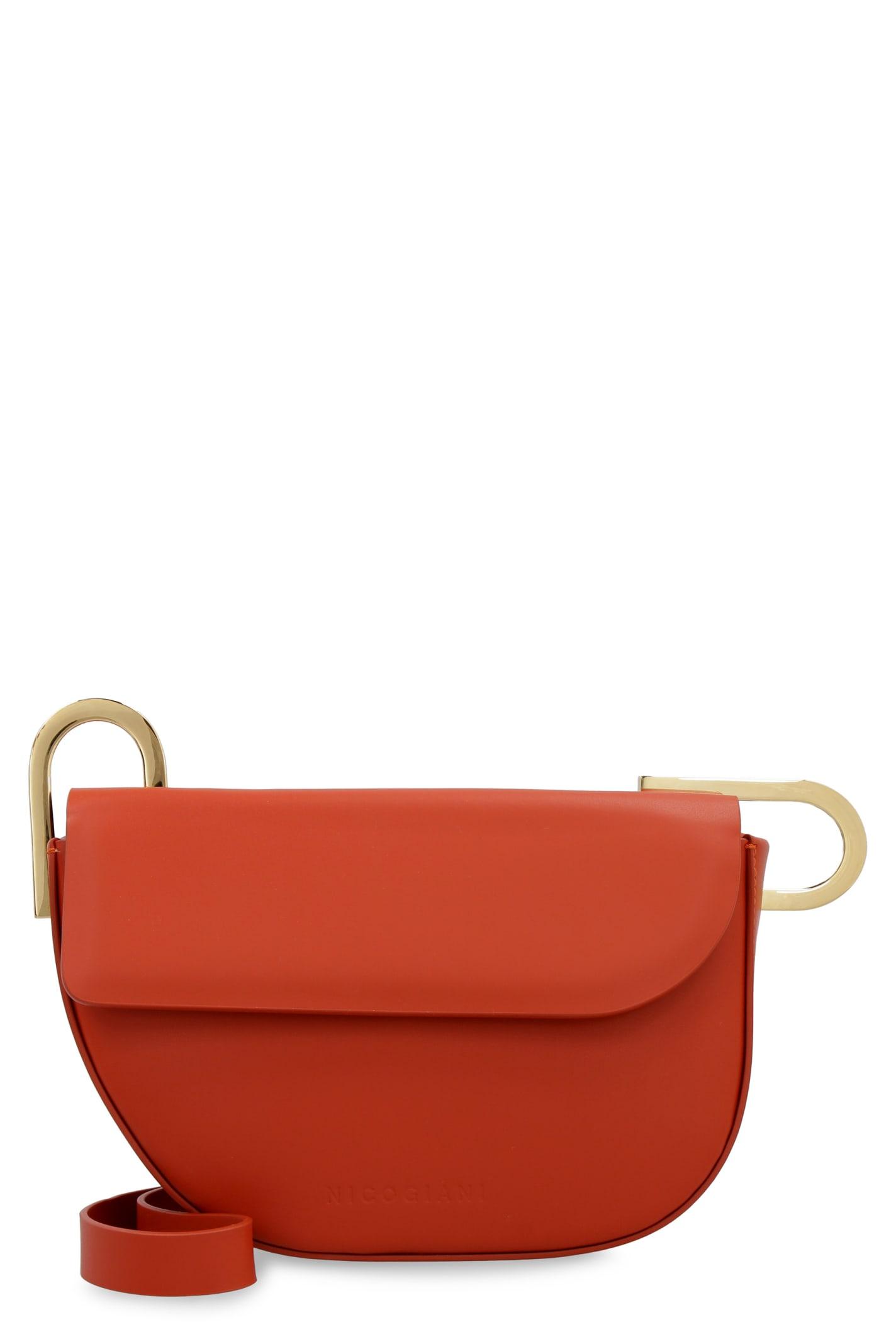 Nico Giani Tilly Leather Crossbody Bag