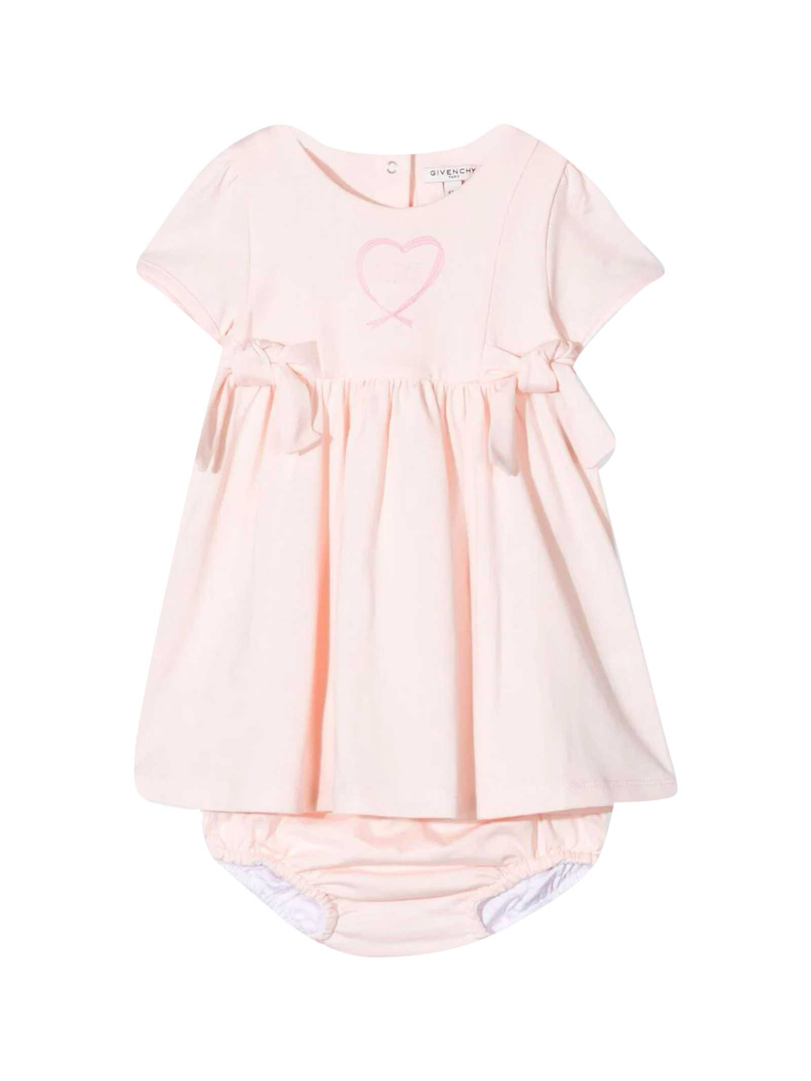 Buy Givenchy Pink Dress online, shop Givenchy with free shipping