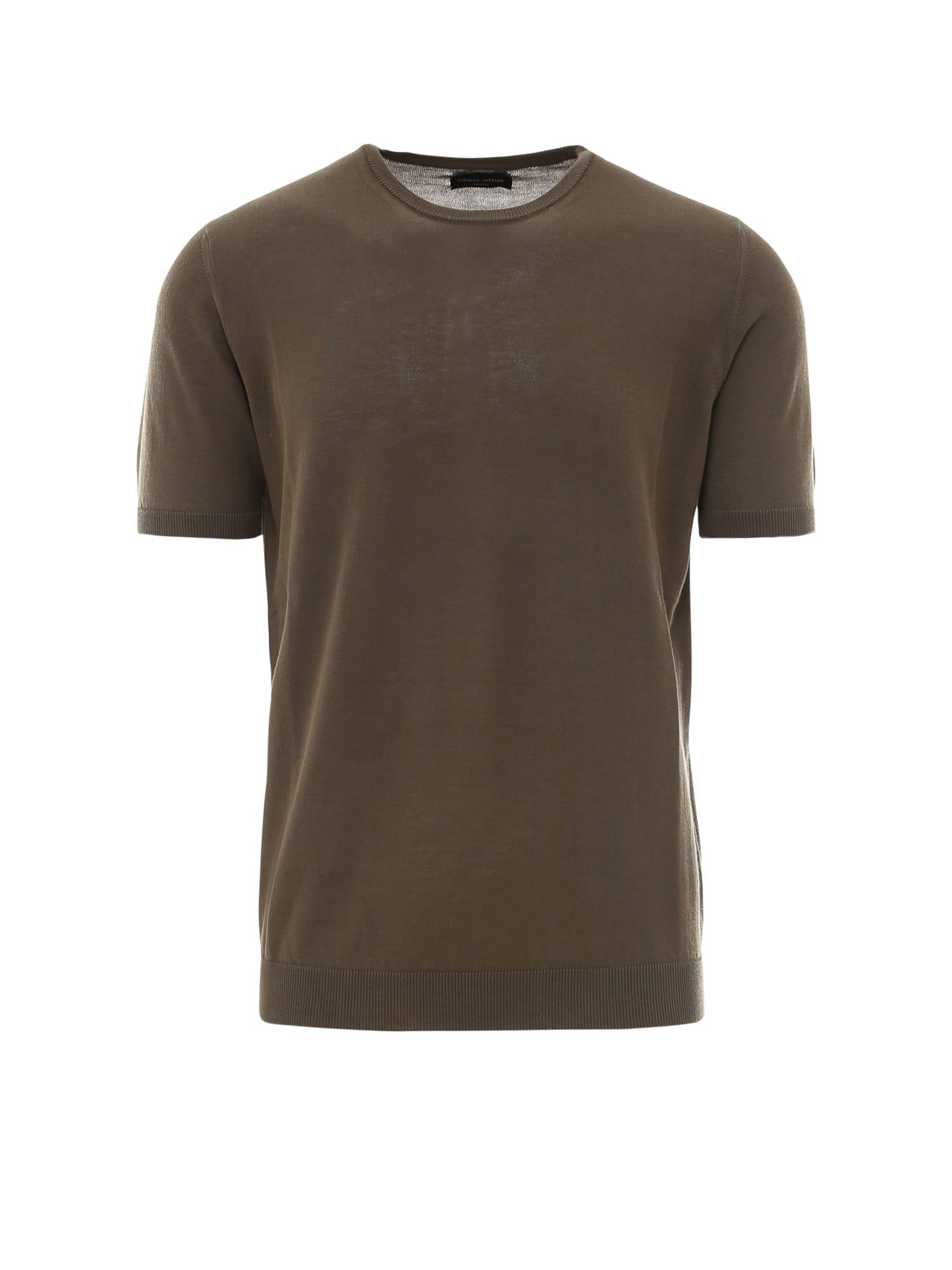 Roberto Collina T-shirts T-SHIRT