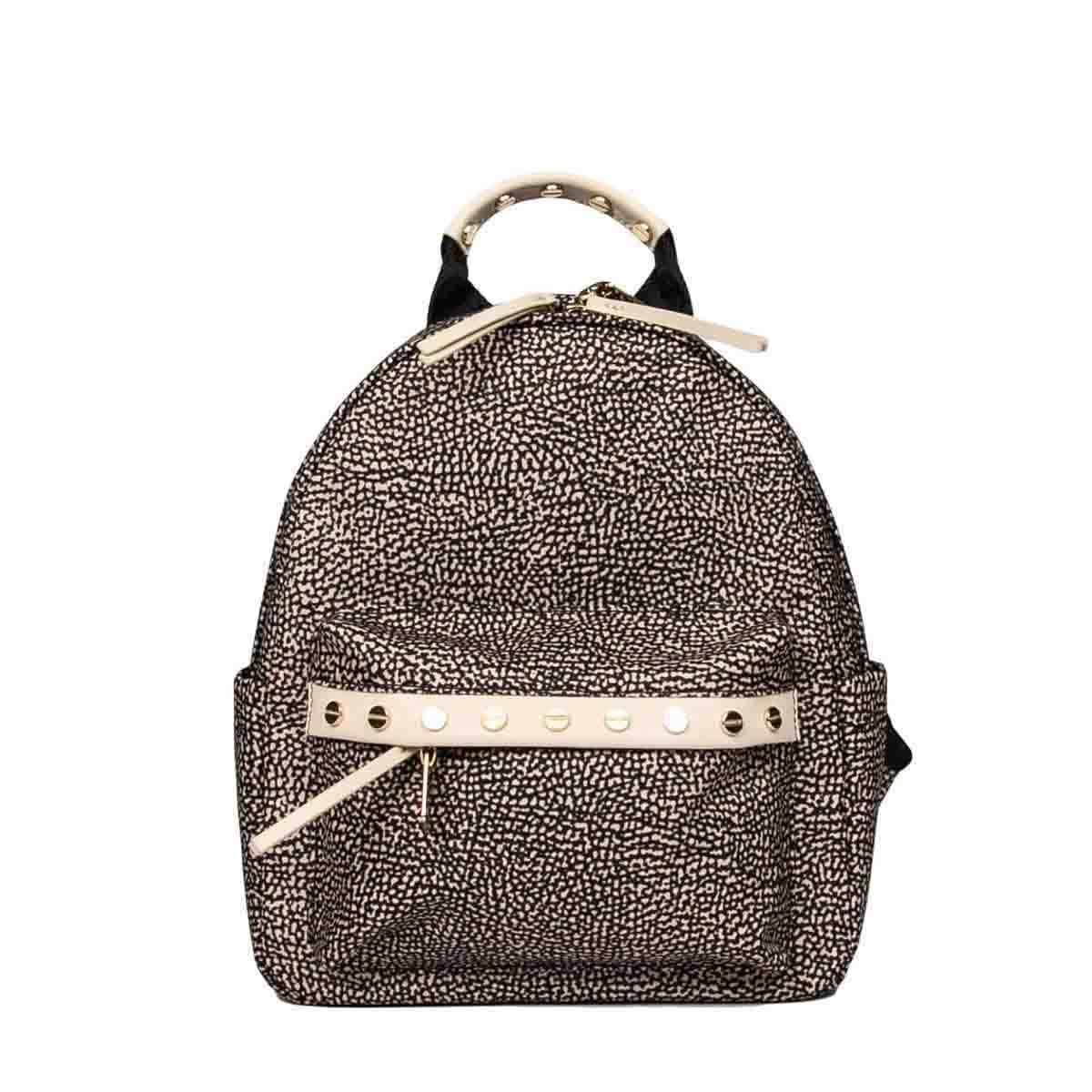 Borbonese Small Metro Backpack
