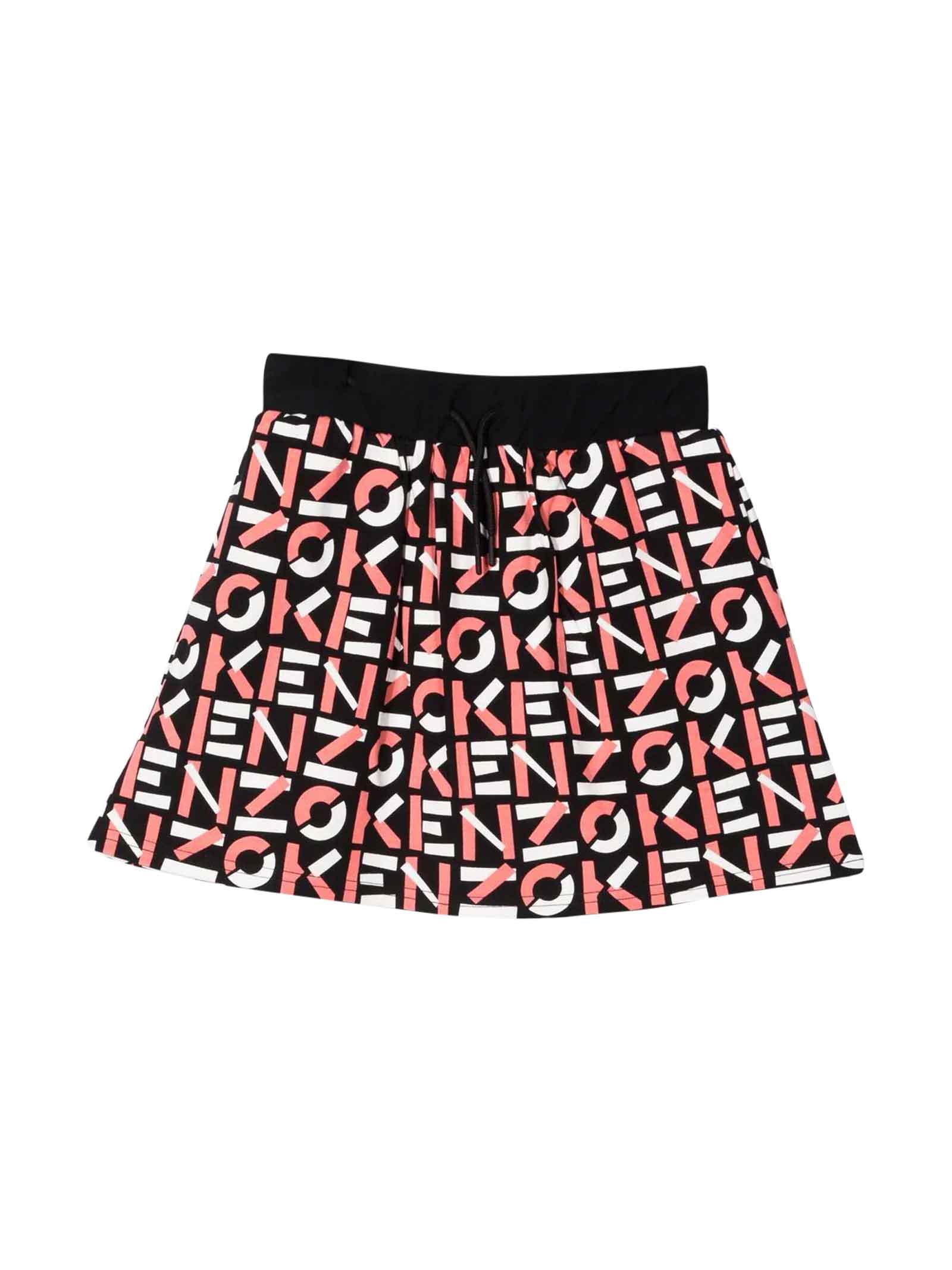 Skirt Patterned