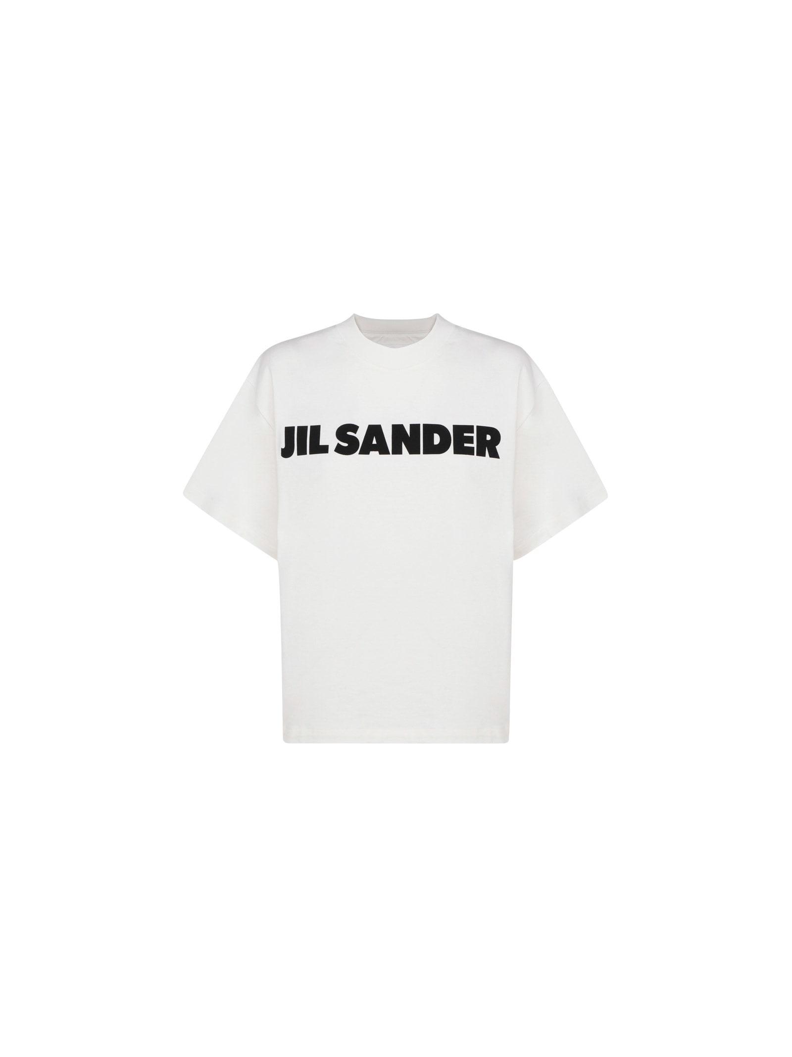 Jil Sander Cottons T-SHIRT