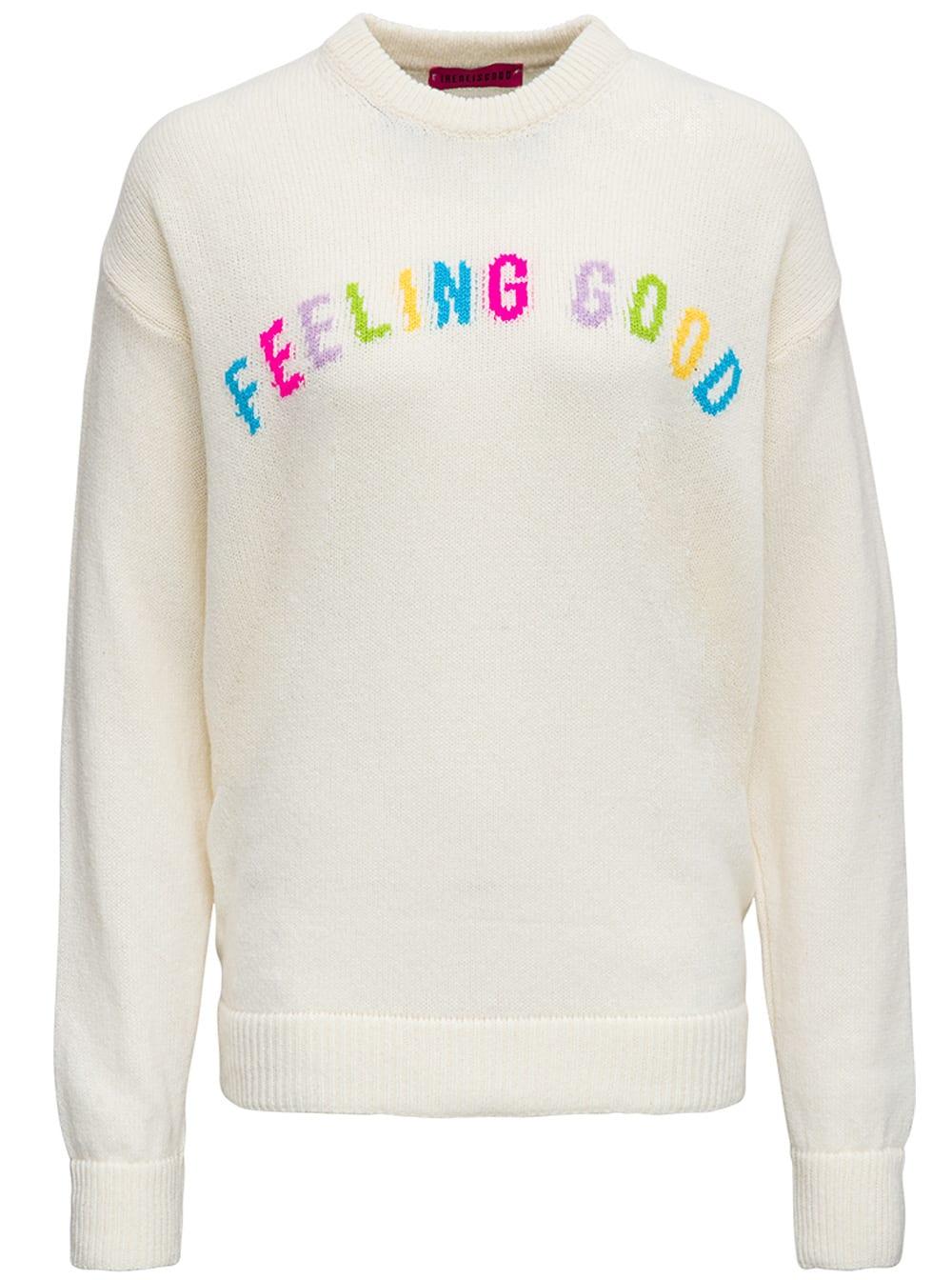 Feeling Good Sweater