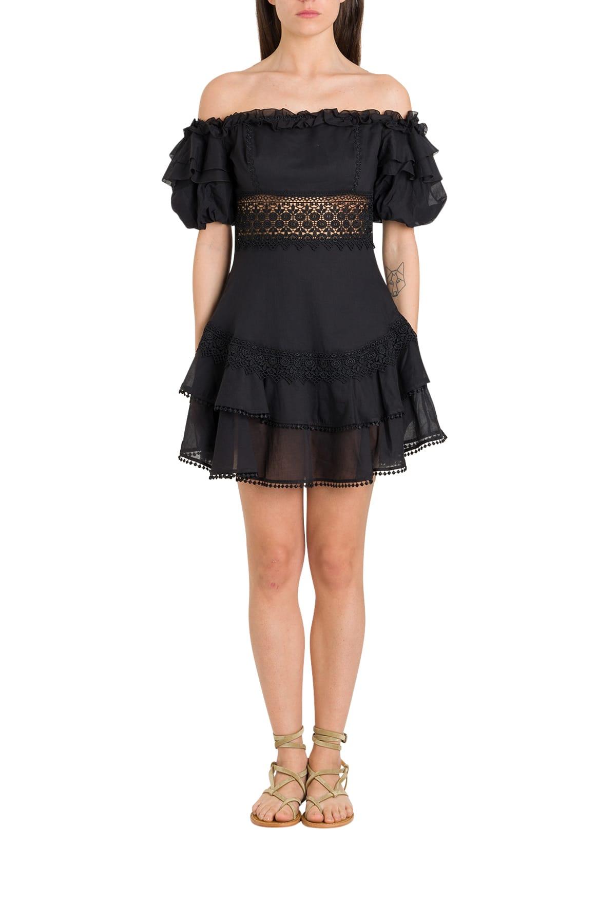 Buy Charo Ruiz Maral Dress online, shop Charo Ruiz with free shipping