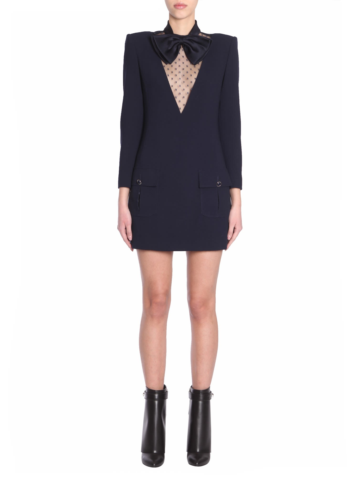 Buy Givenchy Short Dress online, shop Givenchy with free shipping
