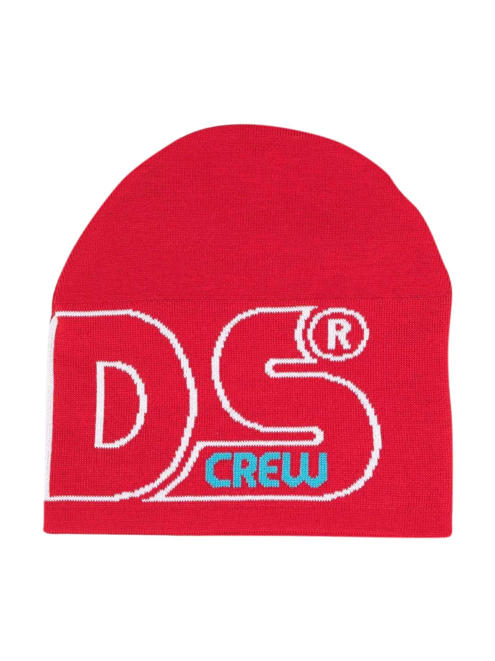 Red Baby Cap