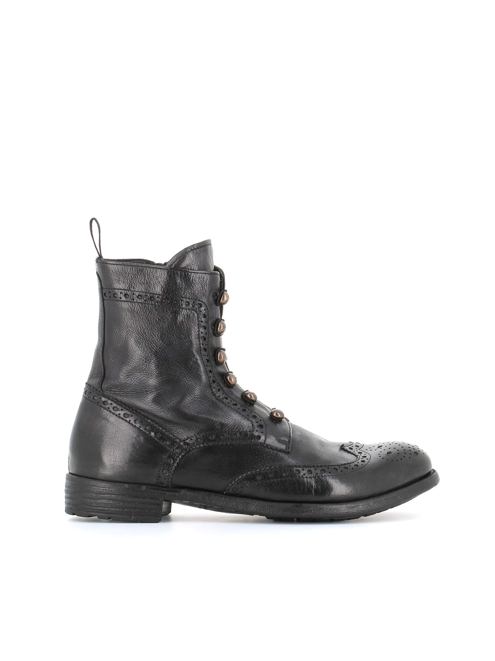 Officine Creative LACE-UP BOOT MARS/018