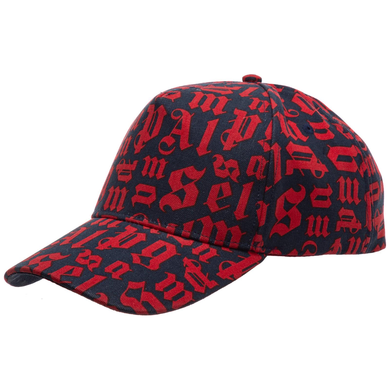 Palm Angels BROKEN LOGO BASEBALL CAP