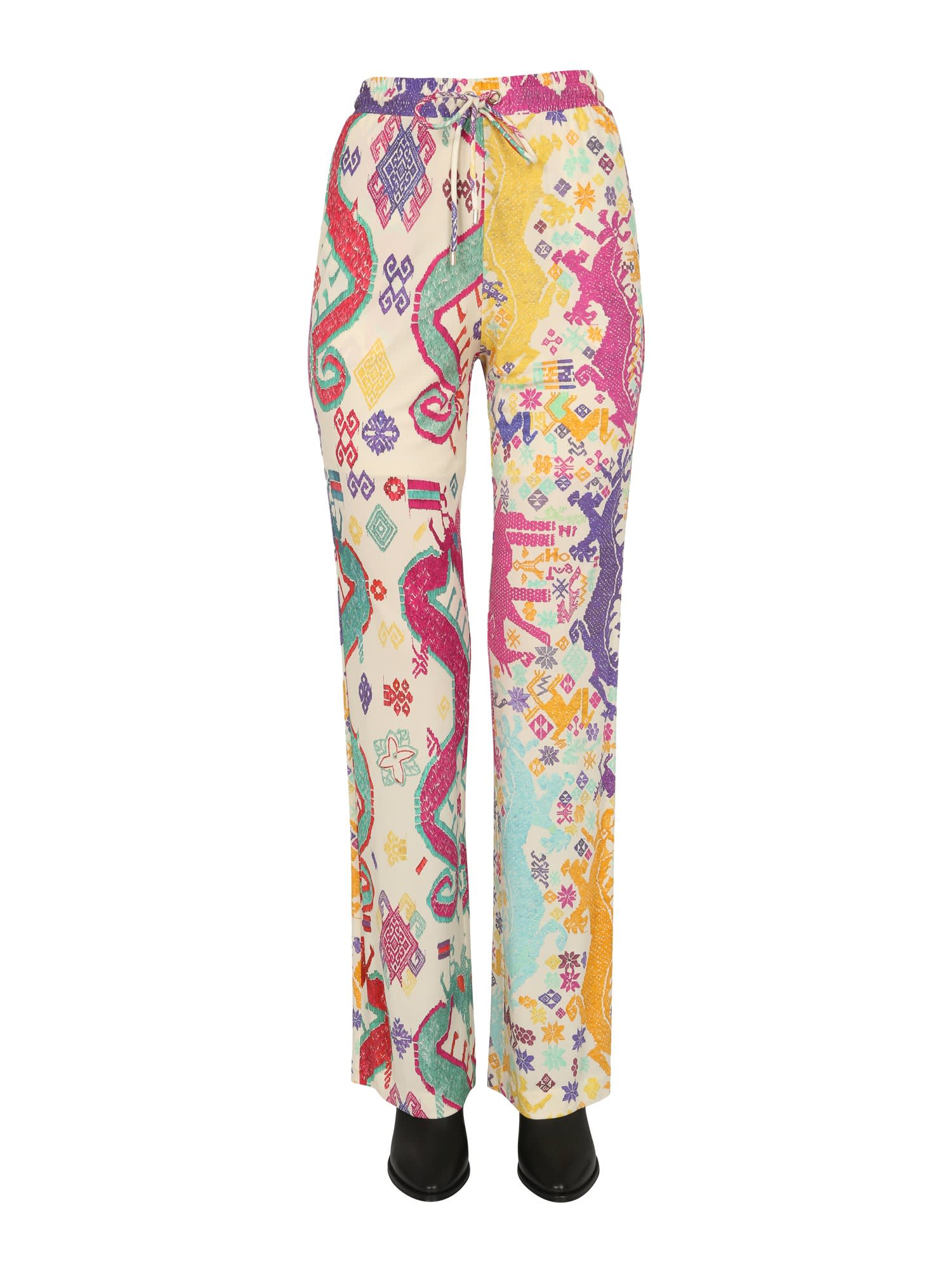 Etro FLAIRE TROUSERS