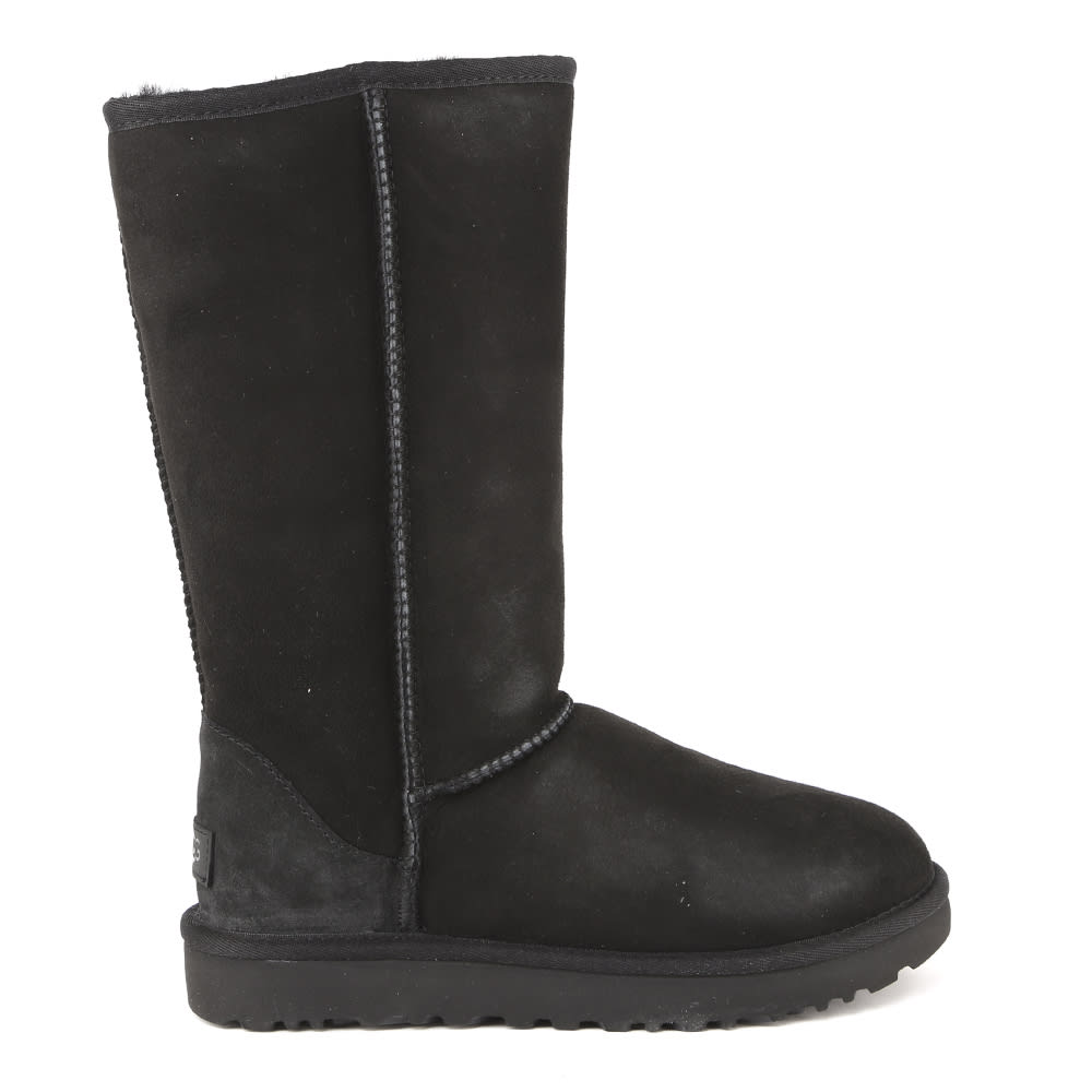 UGG Classic Tall Black Mutton Boot