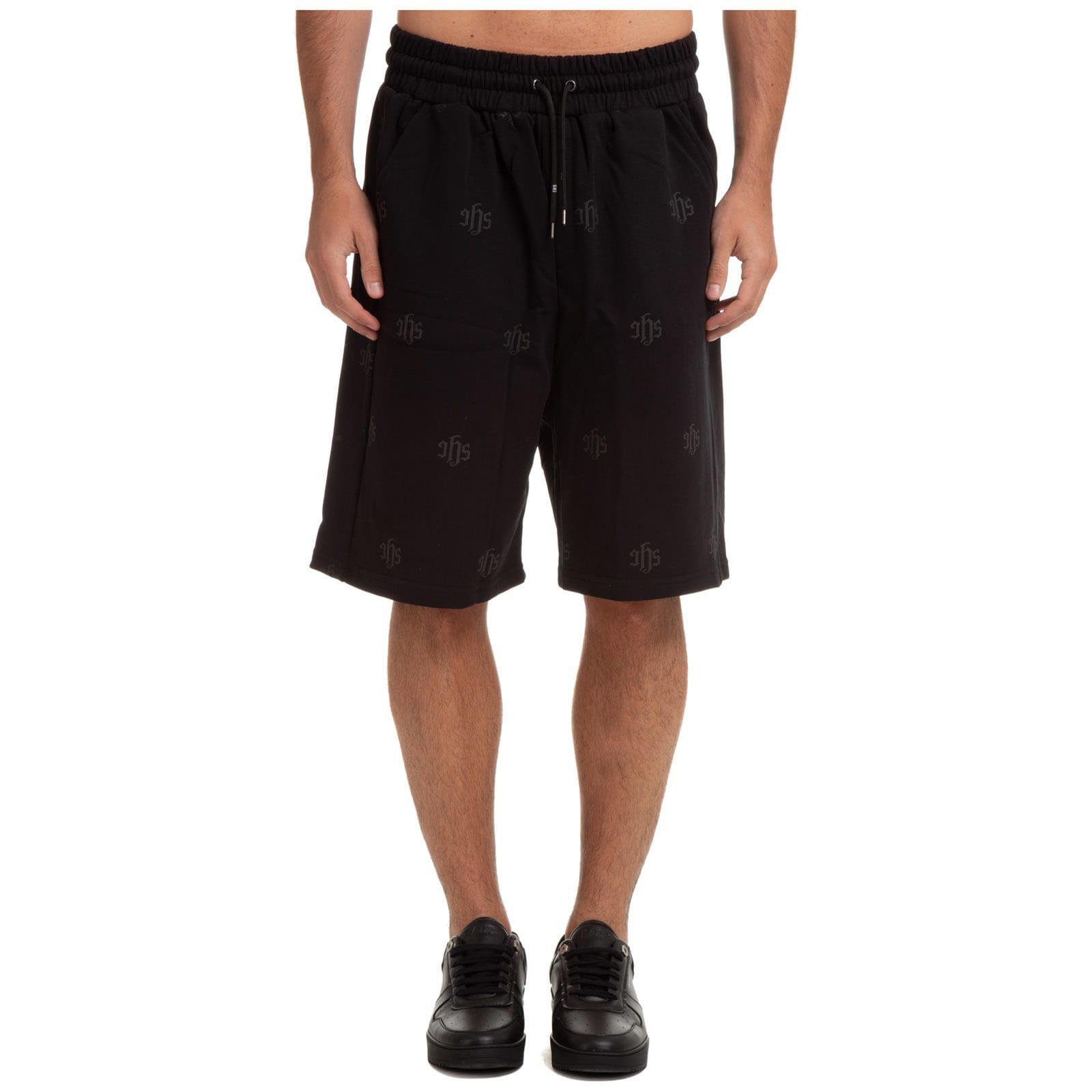 Reflective Flames Shorts