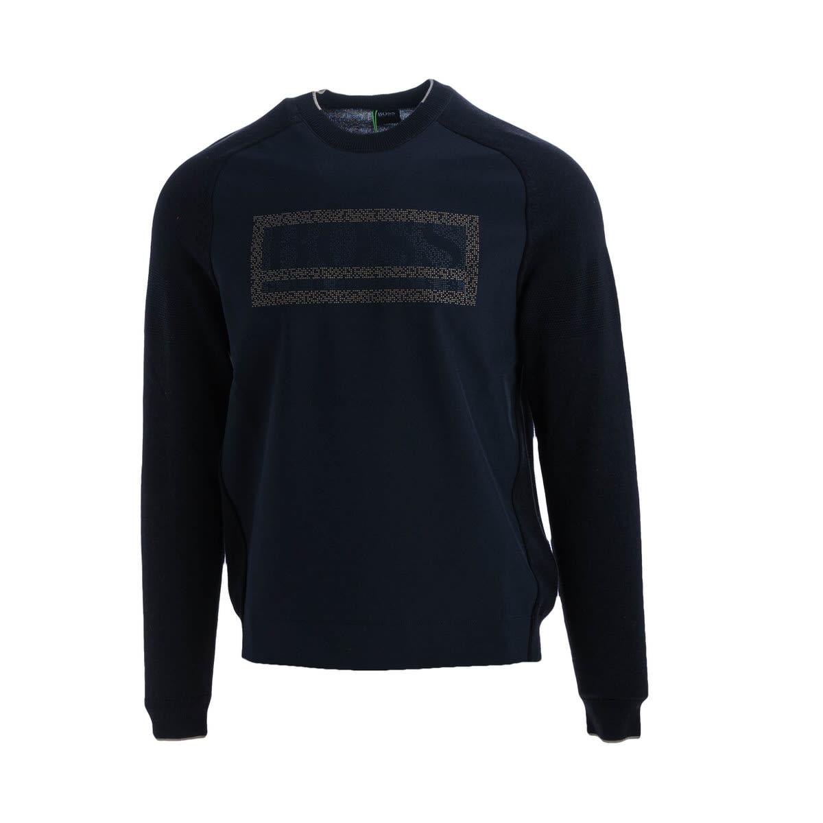 Boss Cotton Blend Sweater