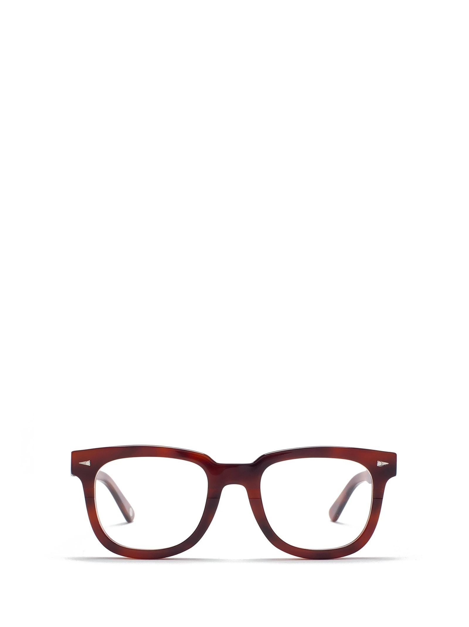 AHLEM Ahlem Square Du Temple Optic Brown Turtle Glasses