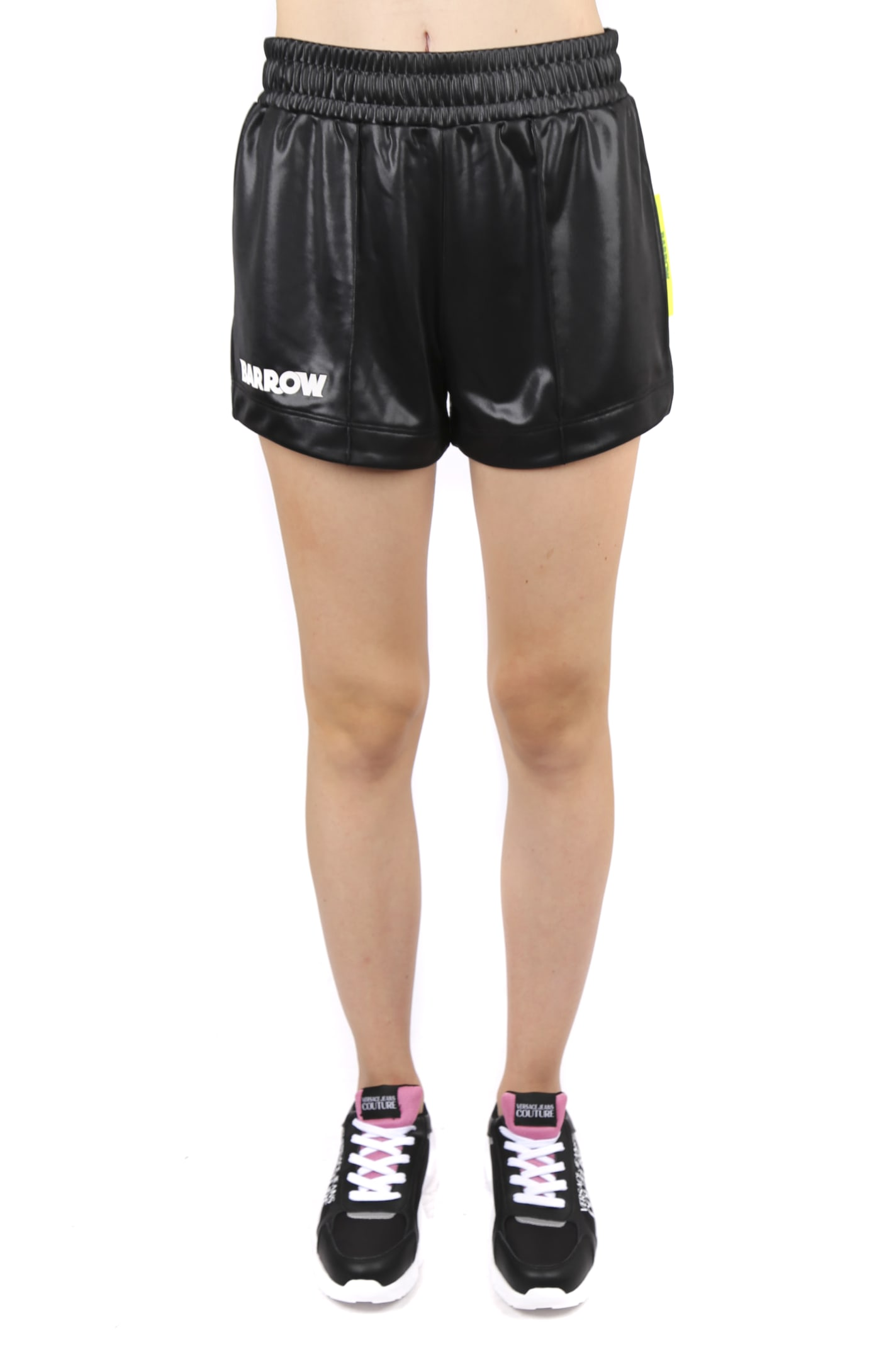 Coach BLACK SHORTS WITH LOGO