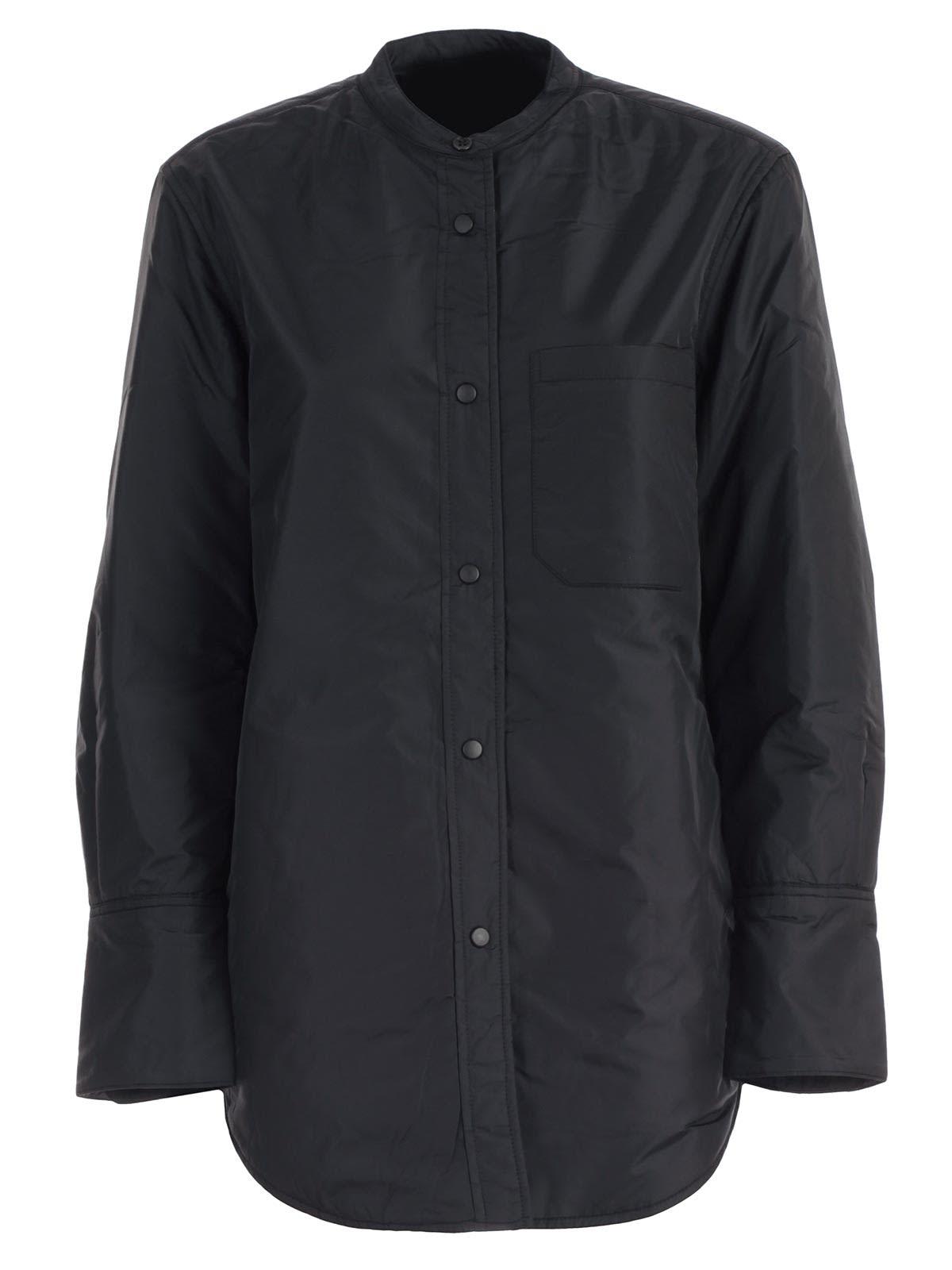Photo of  Aspesi Shirt Crew Neck Nylon- shop Aspesi jackets online sales