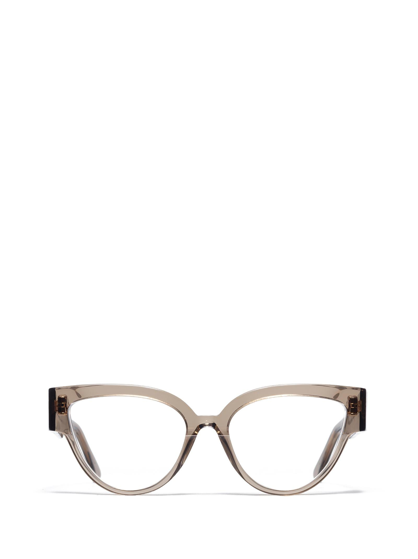 Ahlem Rue De Sofia Optic Smokedlight Glasses