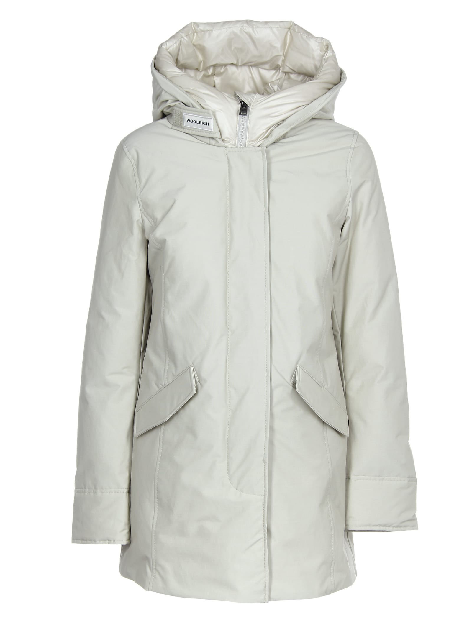 Photo of  Woolrich Ws Arctic Parka White- shop Woolrich jackets online sales