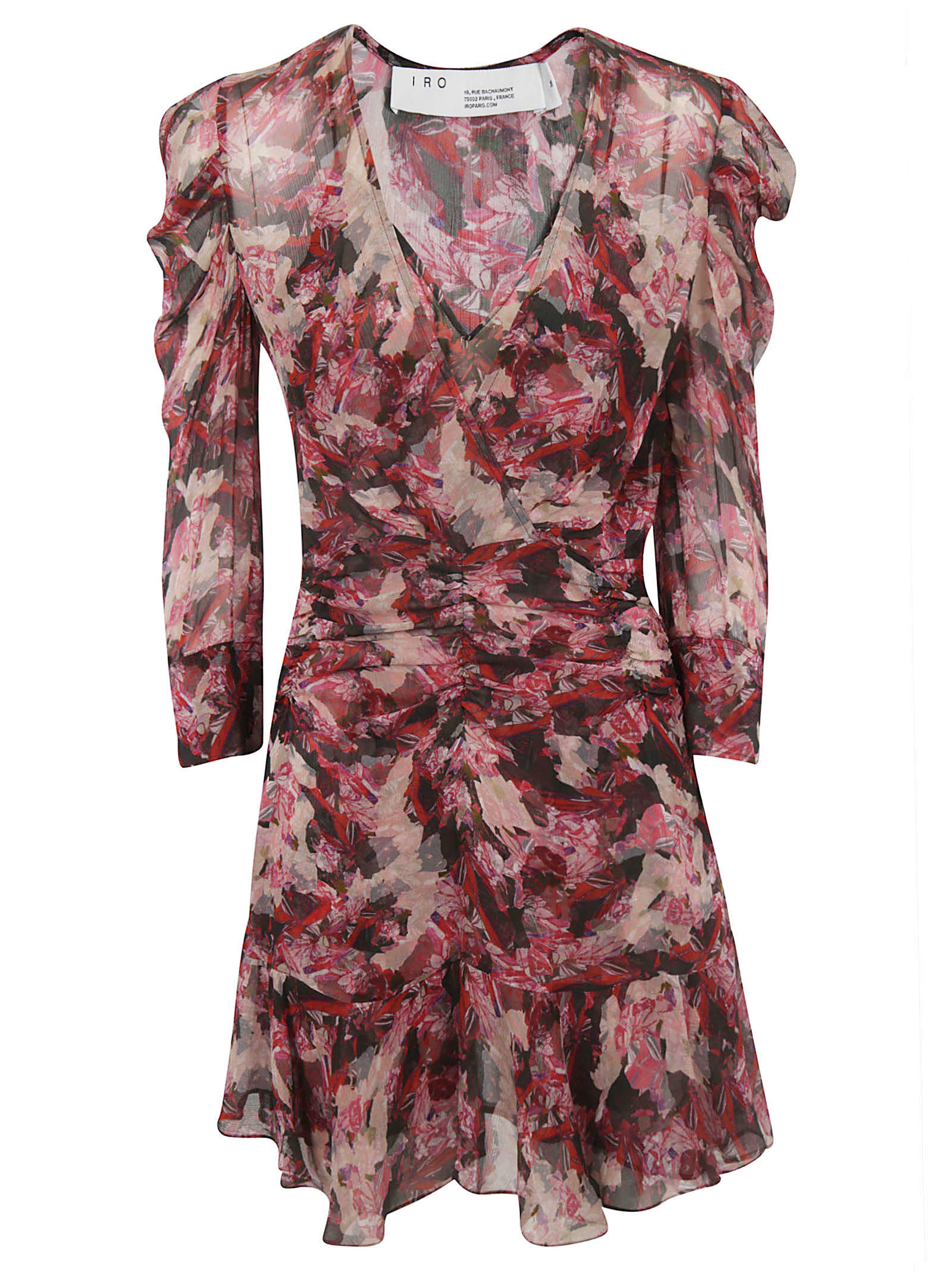 Buy IRO Floral Dress online, shop IRO with free shipping