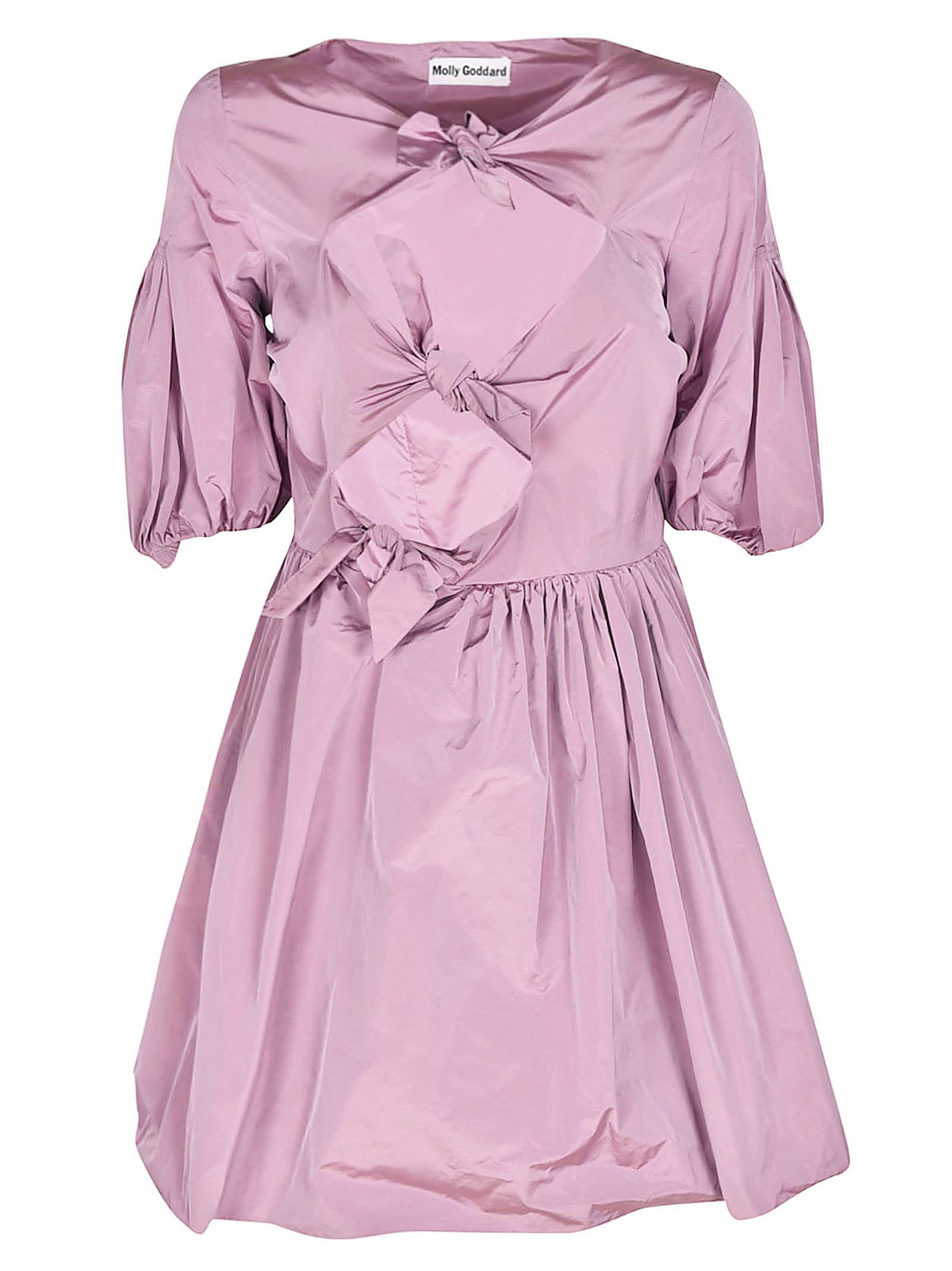 Molly Goddard Cut Out Dress