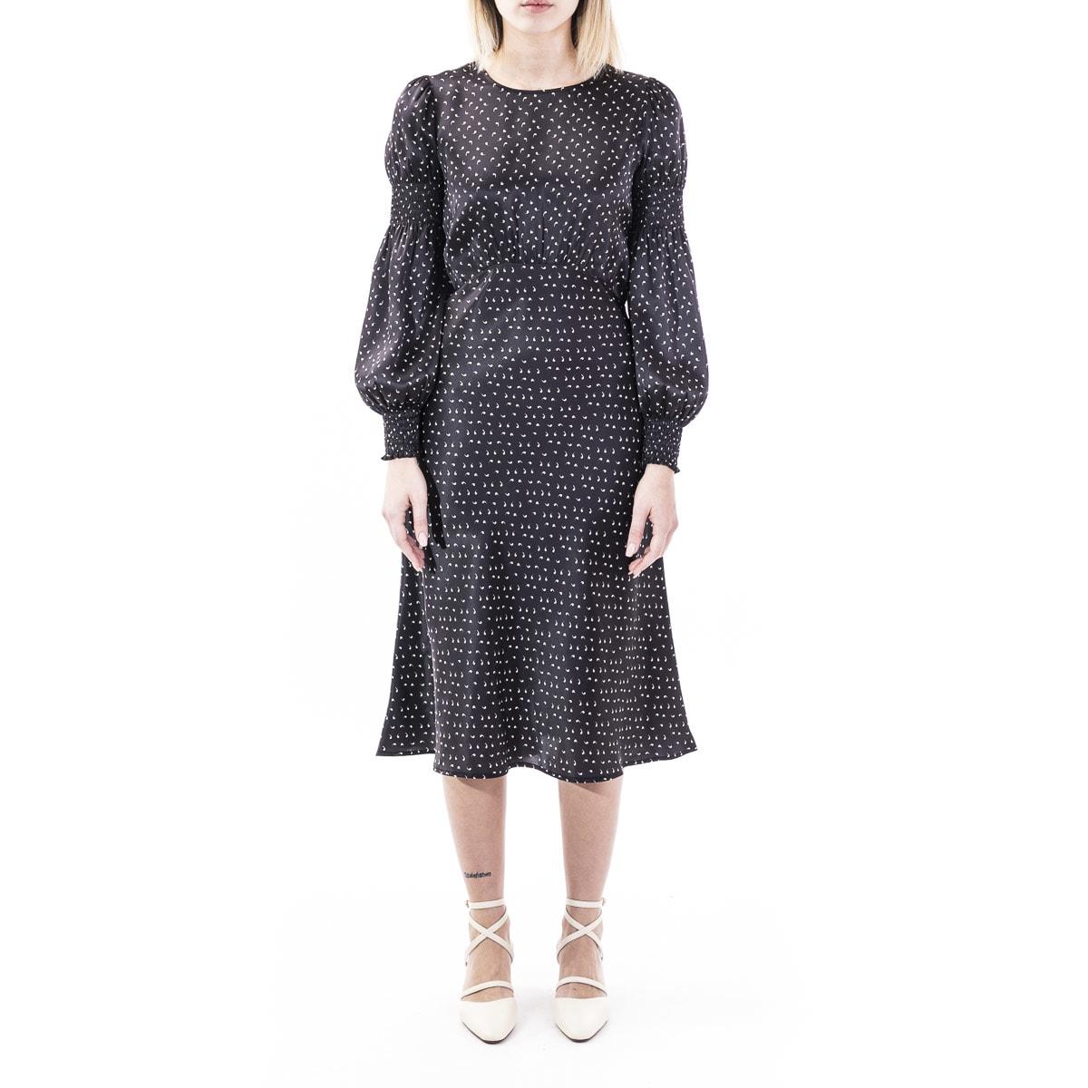 Buy Lautre Chose Silk Midi Dress online, shop LAutre Chose with free shipping