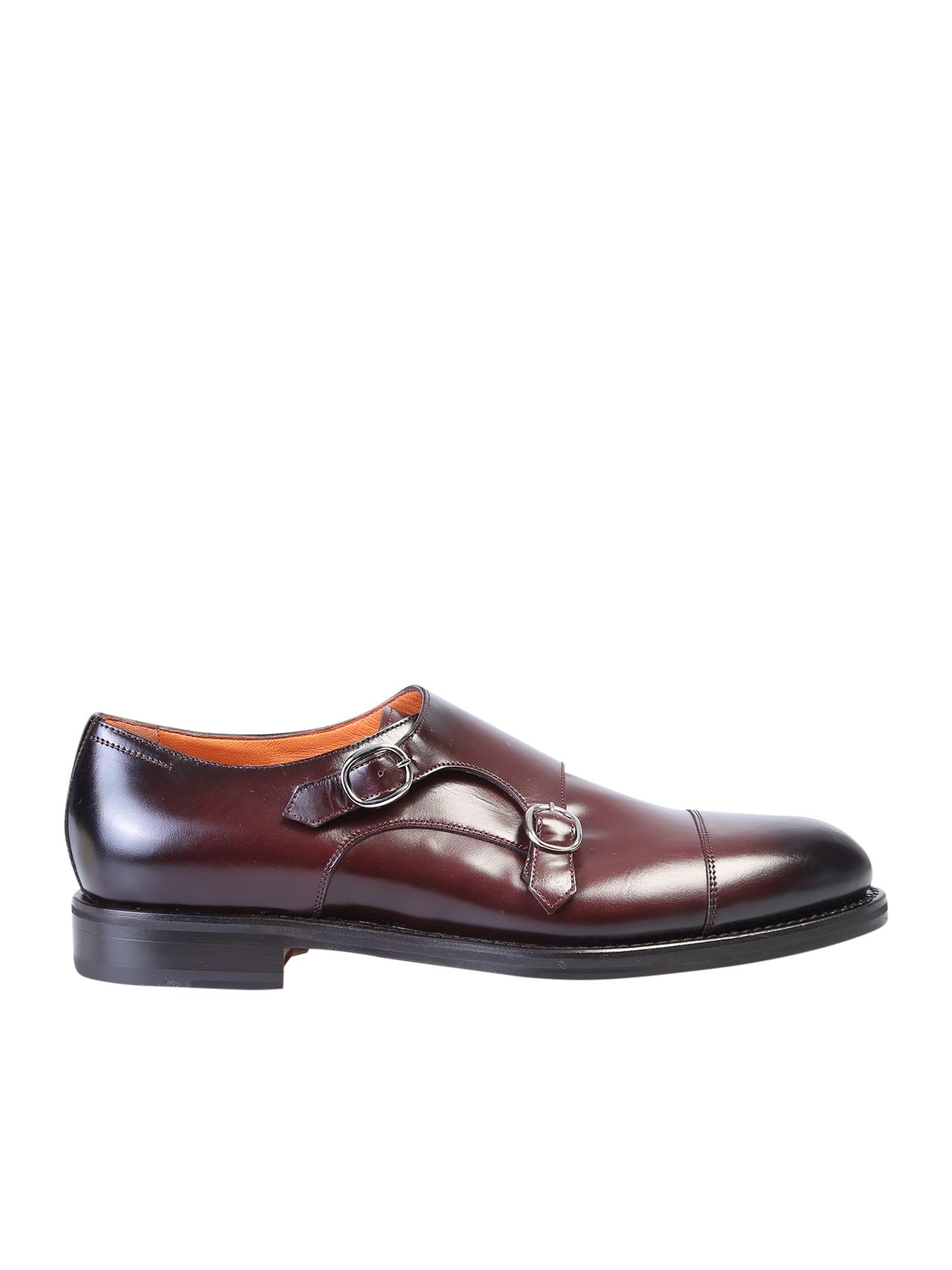 Santoni Shoes MONKSTRAP SHOES
