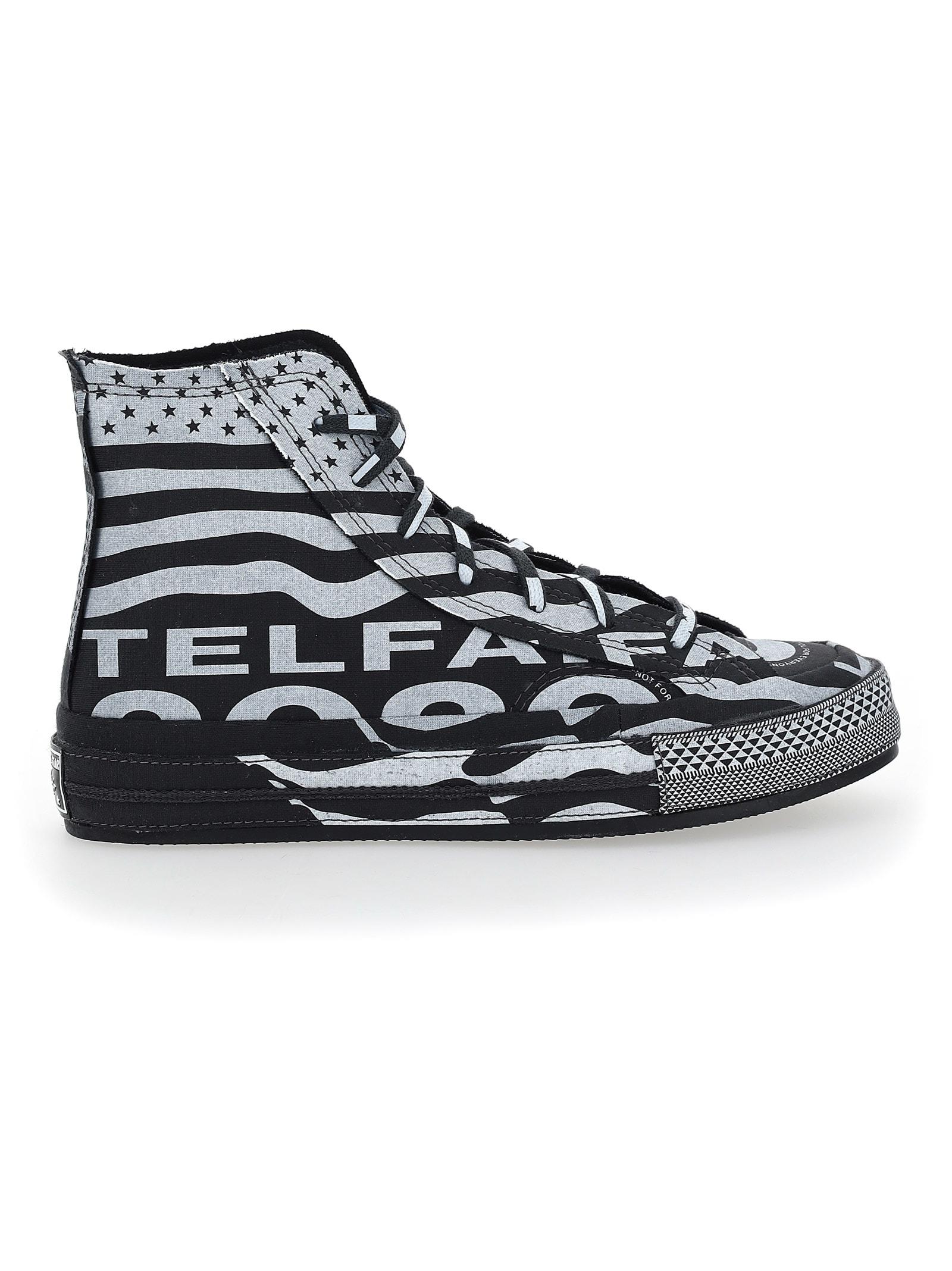 Telfar Shoes X CONVERSE SNEAKERS
