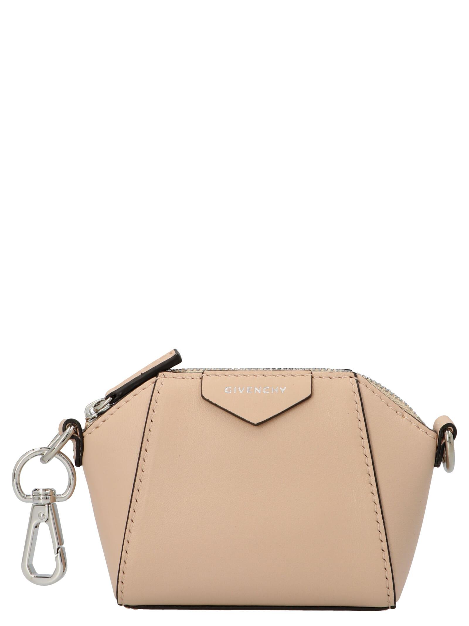 Givenchy Antigona Baby Bag In Pink