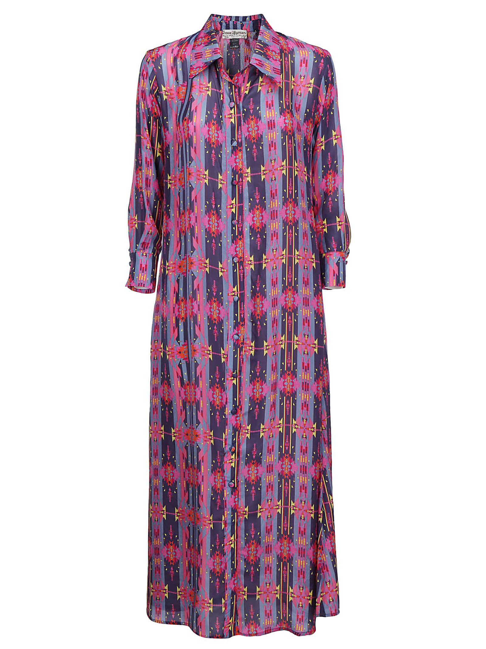Buy Jessie Western Maxi Dress online, shop Jessie Western with free shipping